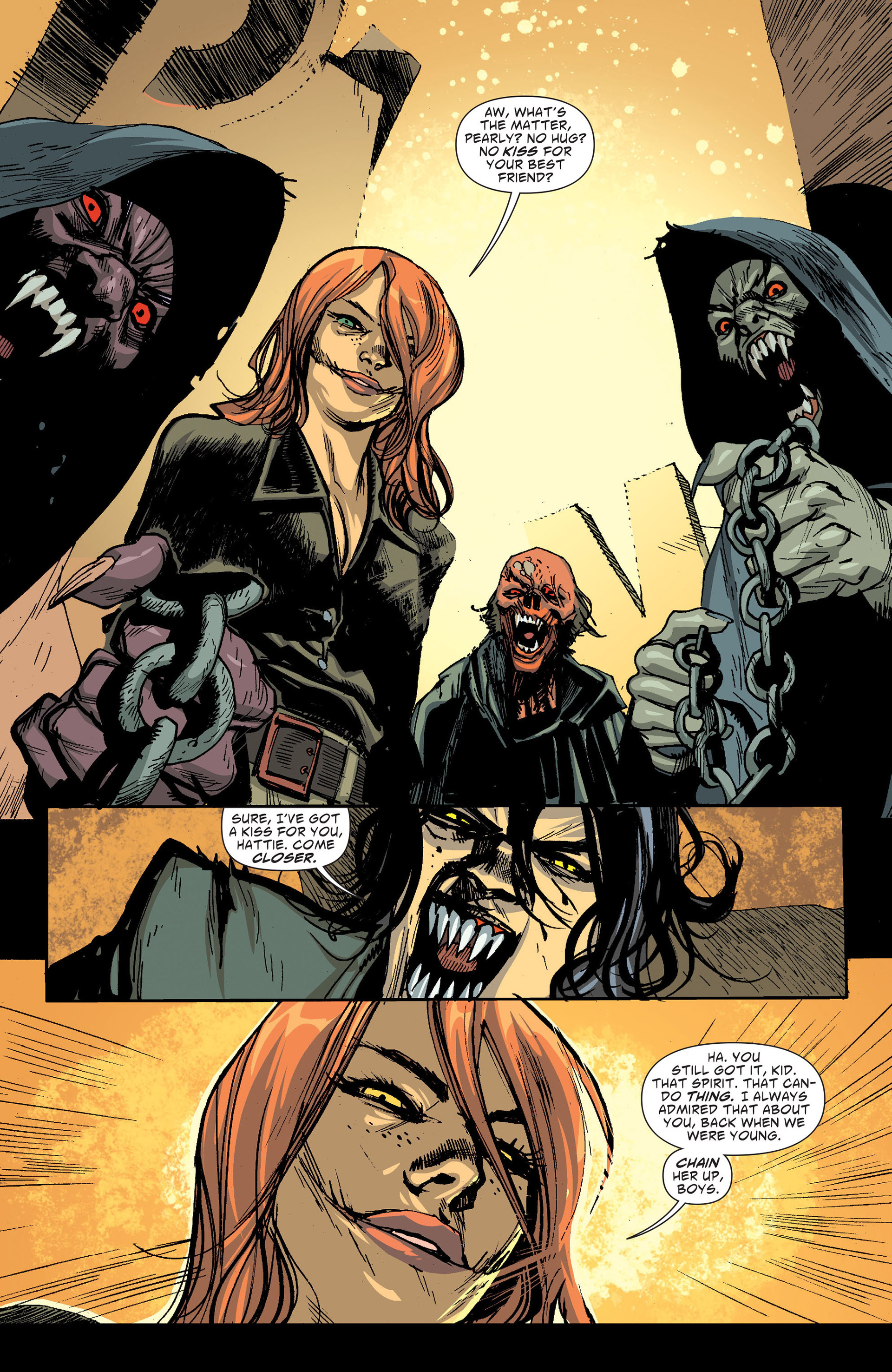 Read online American Vampire comic -  Issue #32 - 2