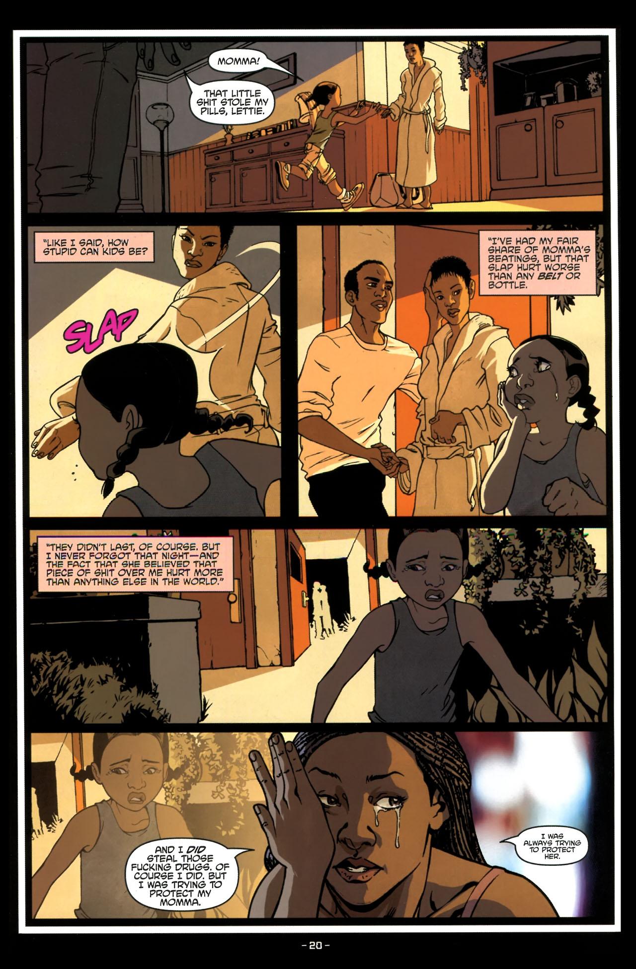 Read online True Blood (2010) comic -  Issue #3 - 22