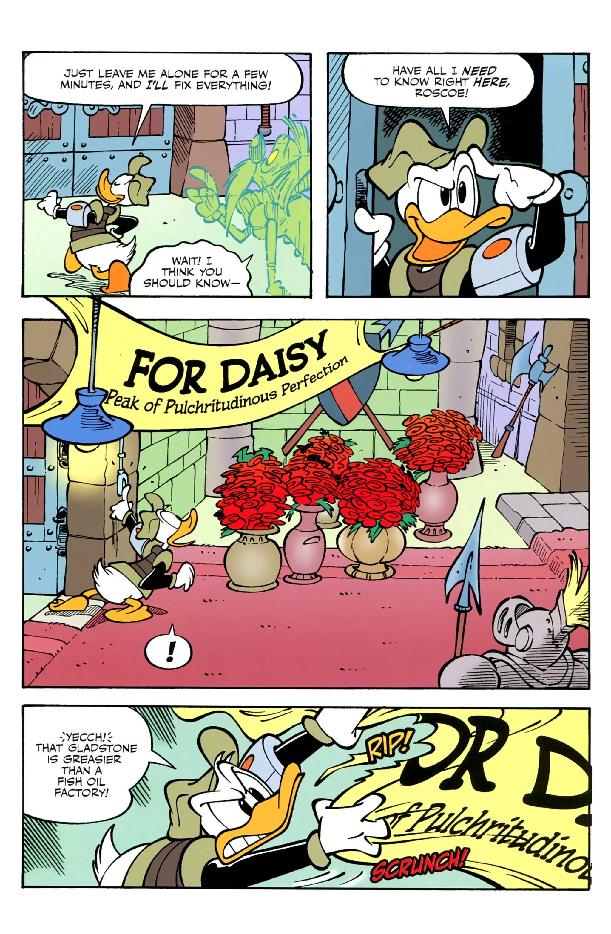 Read online Donald Duck (2015) comic -  Issue #13 - 16