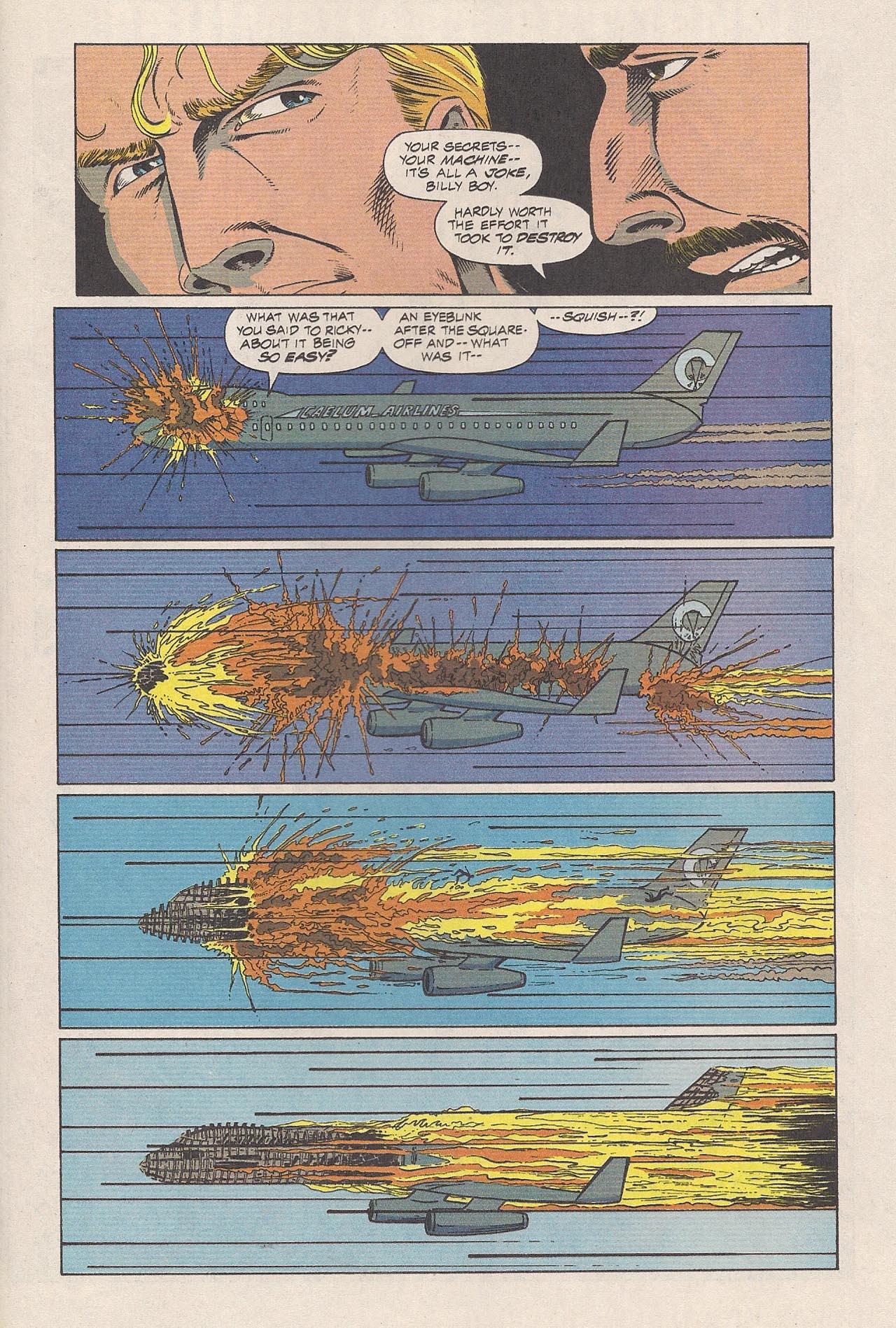 Read online Triumph comic -  Issue #2 - 31