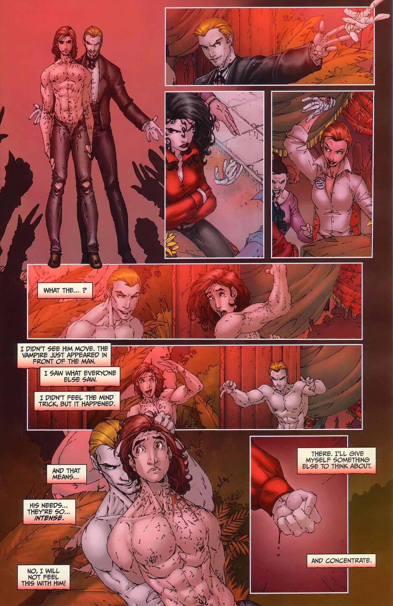 Read online Anita Blake, Vampire Hunter: Guilty Pleasures comic -  Issue #1 - 16