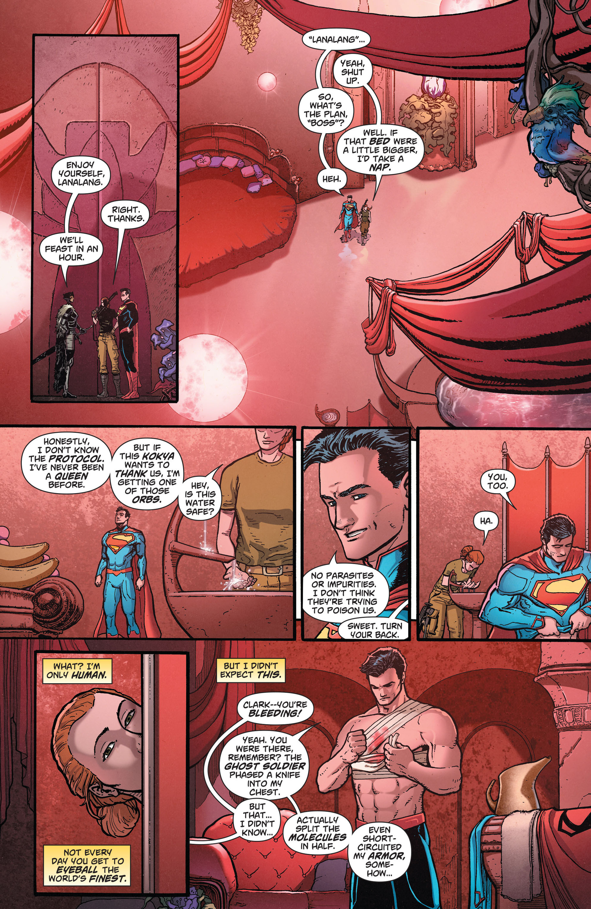 Read online Action Comics (2011) comic -  Issue #28 - 9