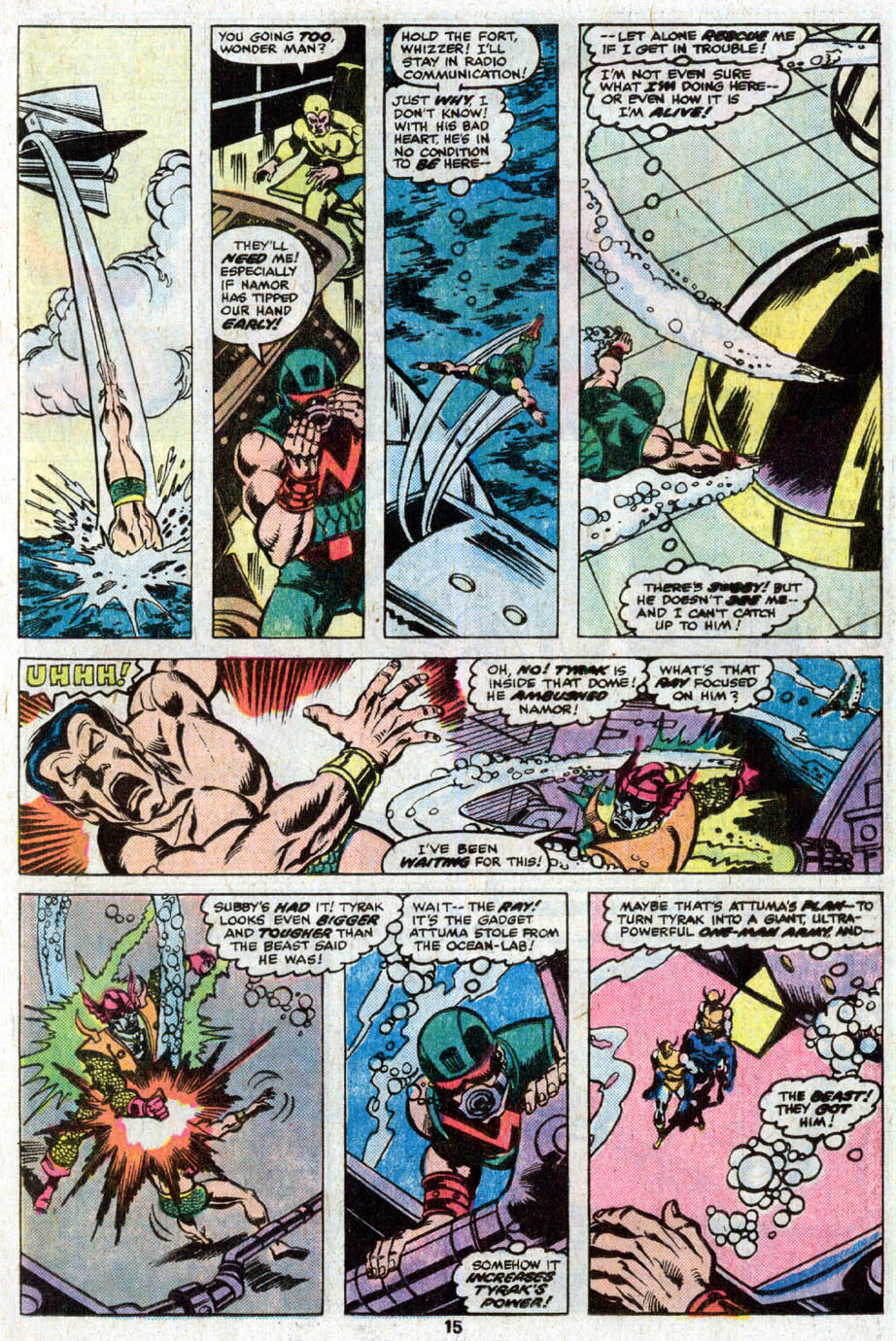 The Avengers (1963) 156 Page 9
