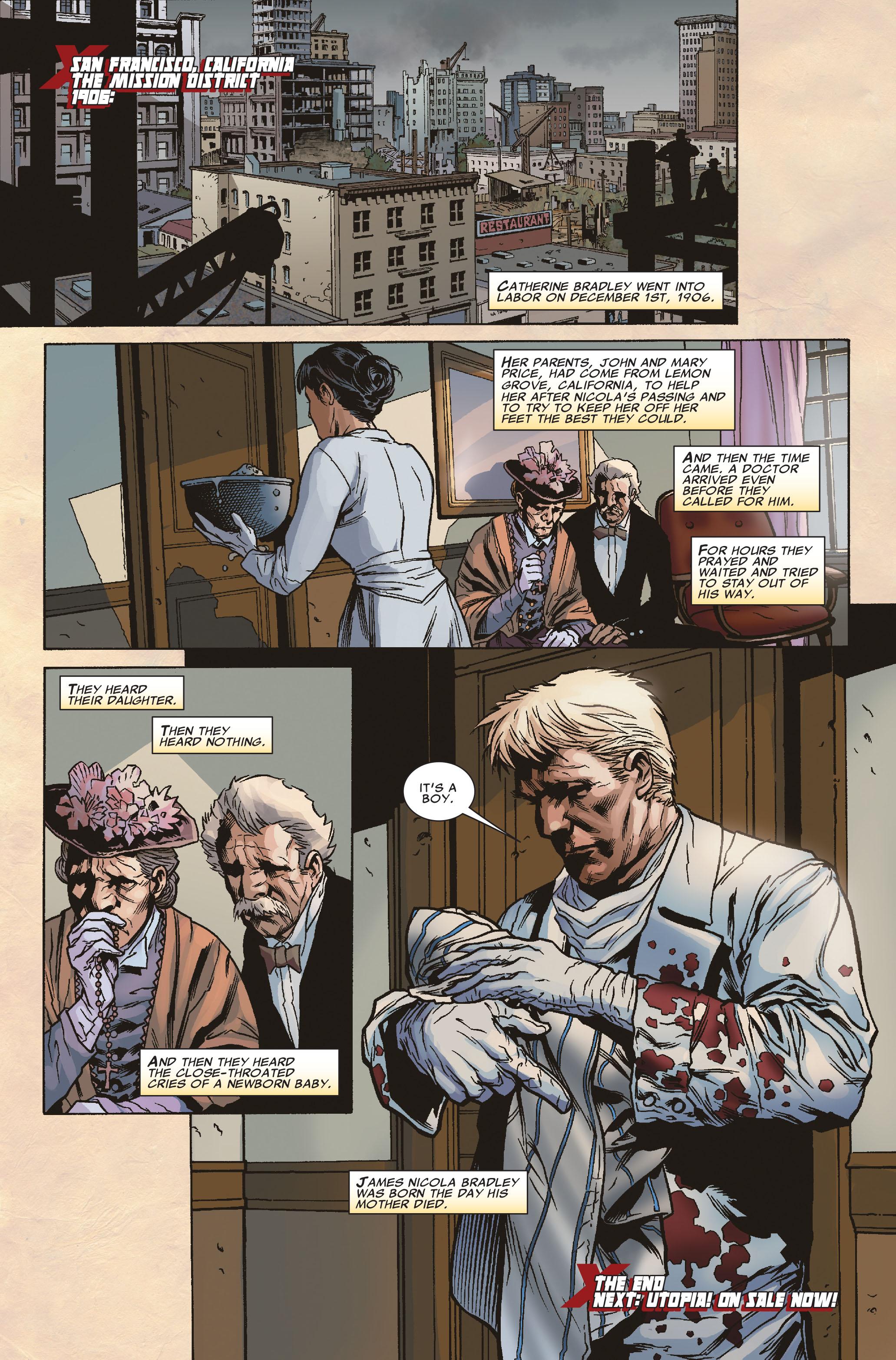 Read online Uncanny X-Men (1963) comic -  Issue #512 - 40