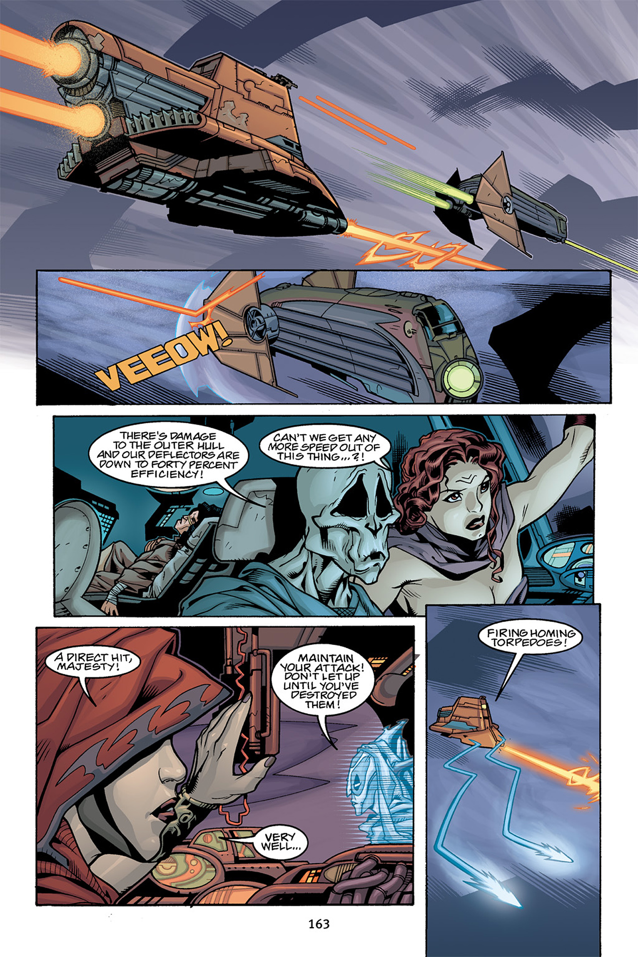 Read online Star Wars Omnibus comic -  Issue # Vol. 15 - 160