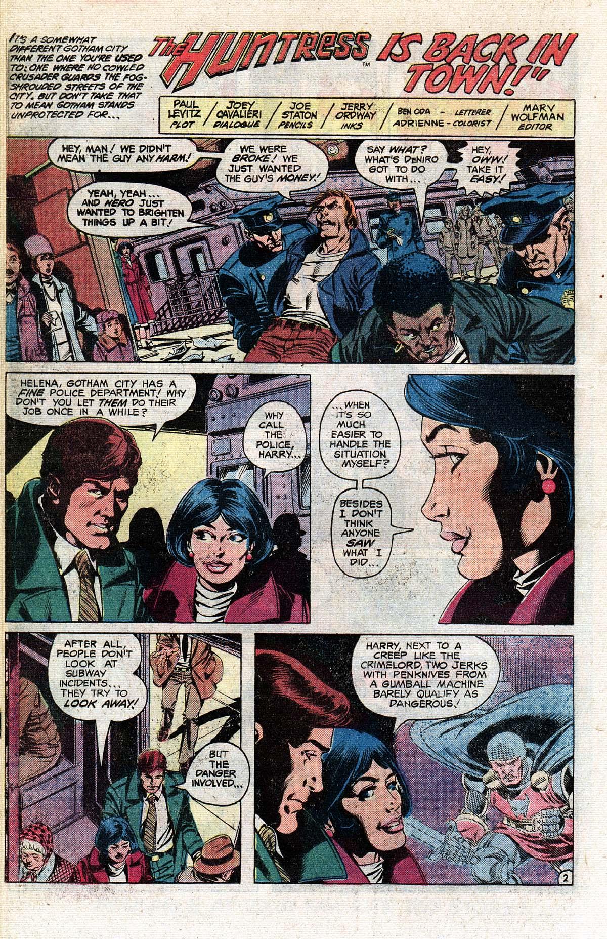 Read online Wonder Woman (1942) comic -  Issue #296 - 21
