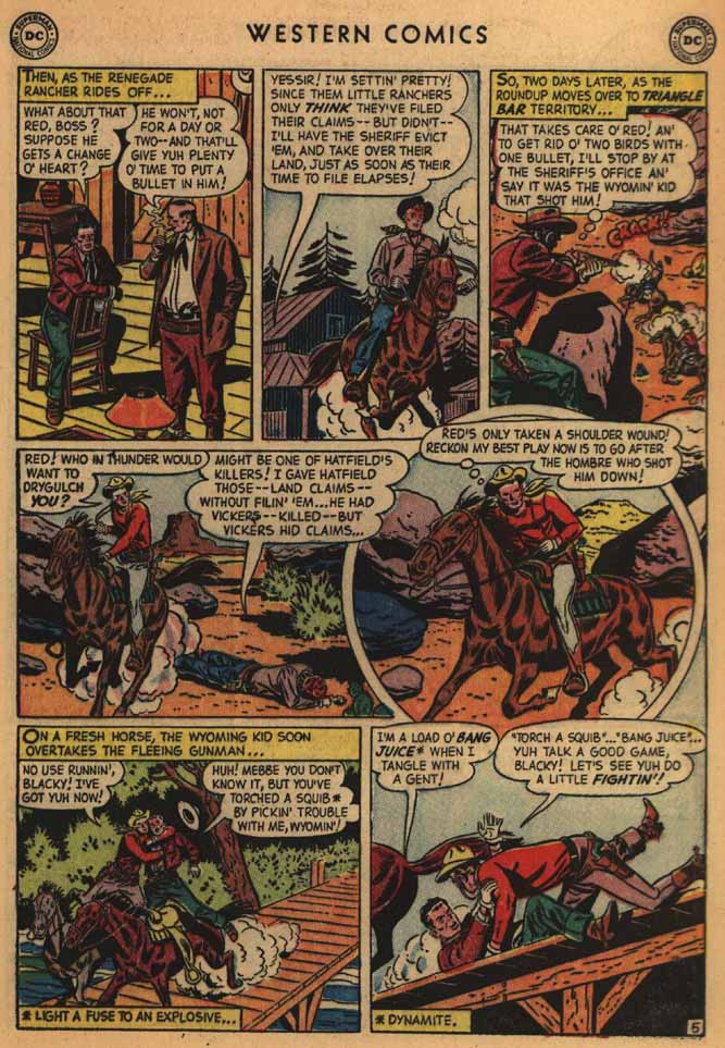 Western Comics issue 30 - Page 9