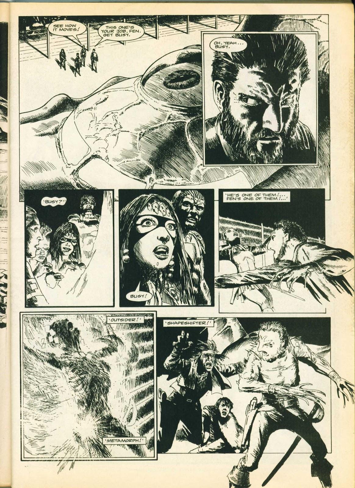 Warrior Issue #26 #27 - English 13