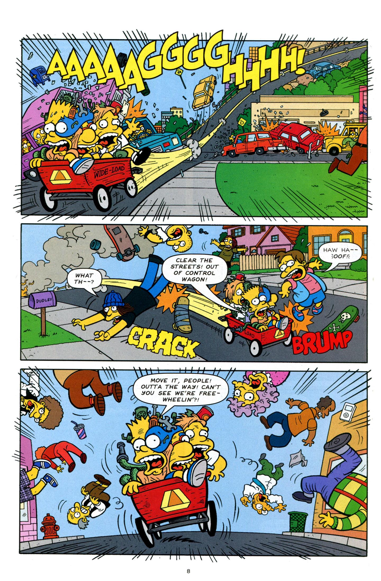 Read online Simpsons Comics Presents Bart Simpson comic -  Issue #63 - 10