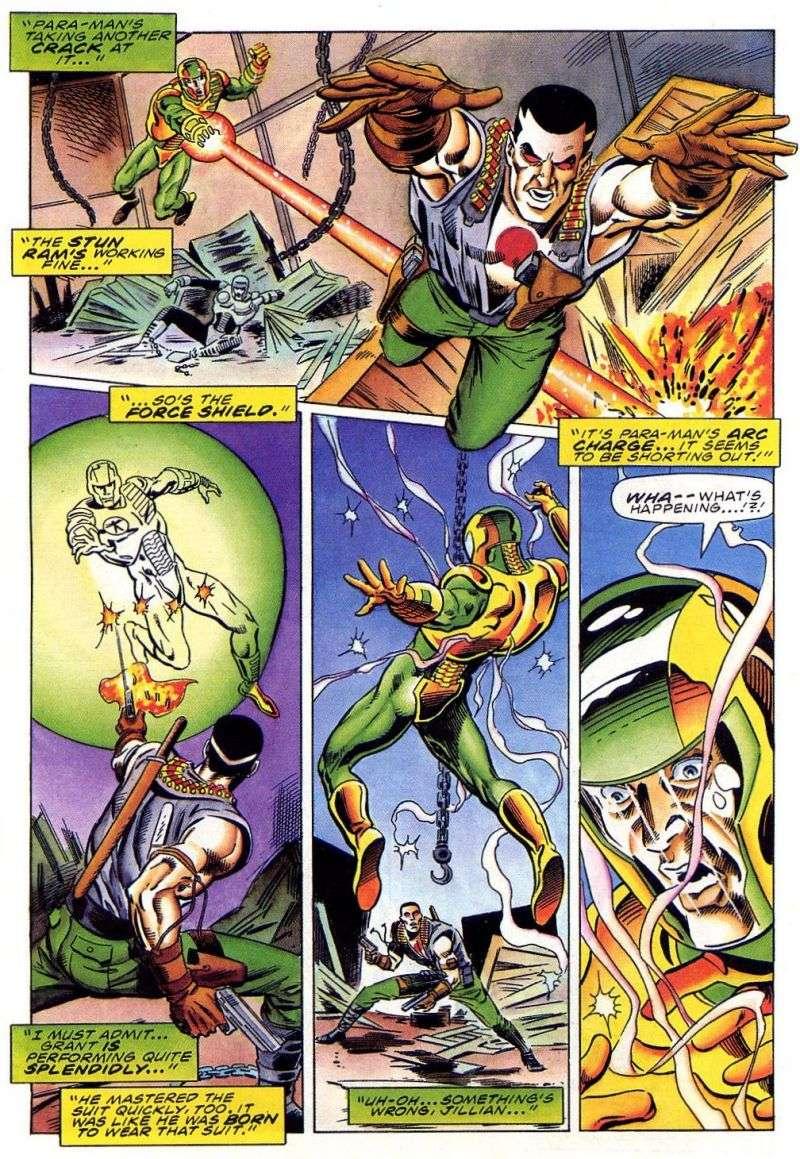Read online Secret Weapons comic -  Issue #11 - 21