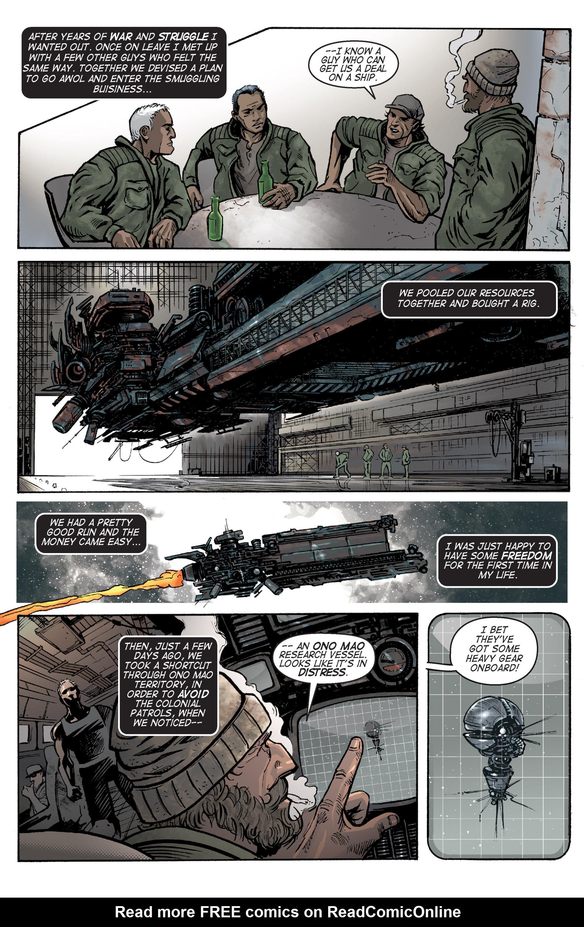 Read online Planetoid comic -  Issue # TPB - 36