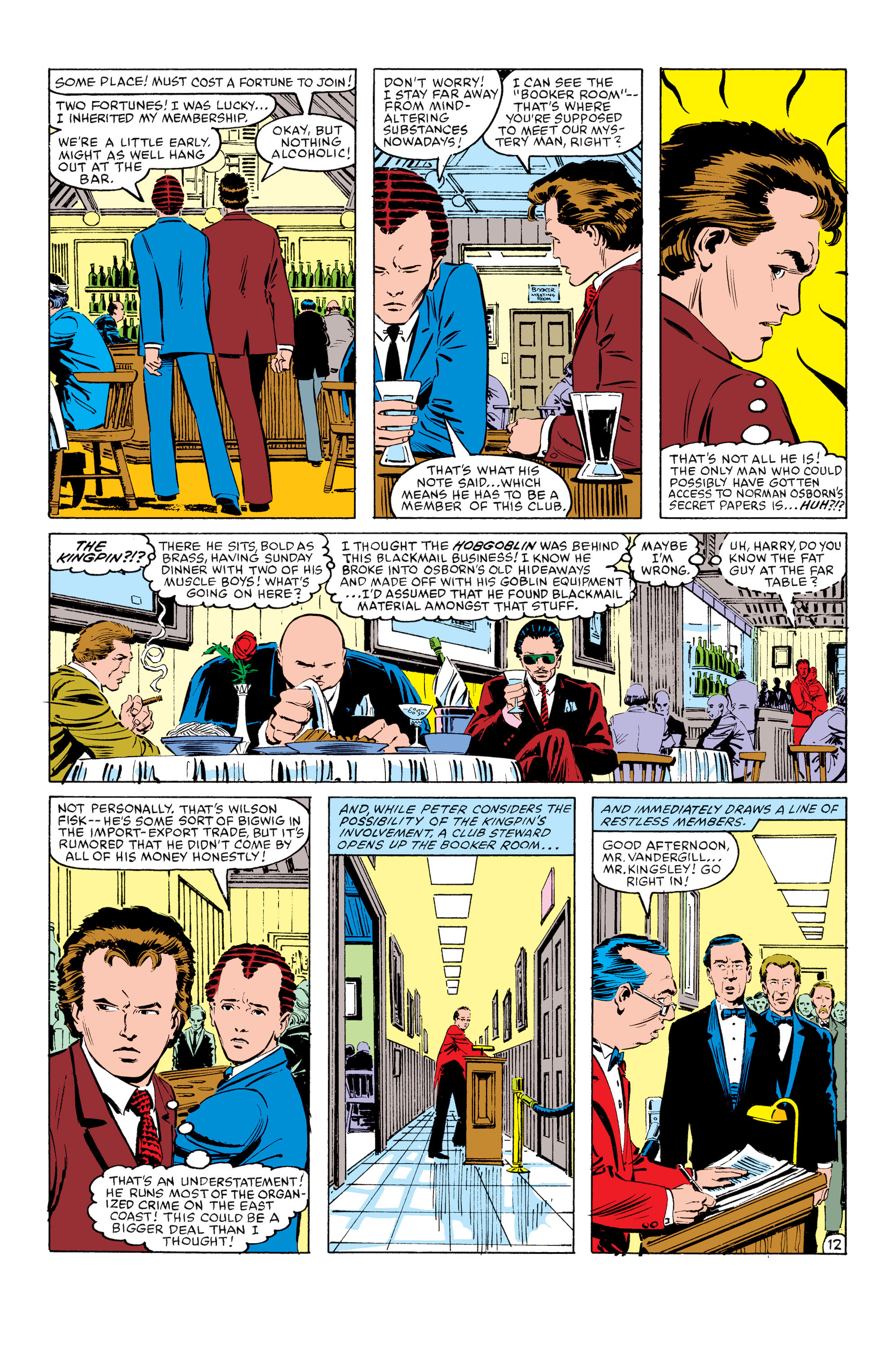 The Amazing Spider-Man (1963) 249 Page 12