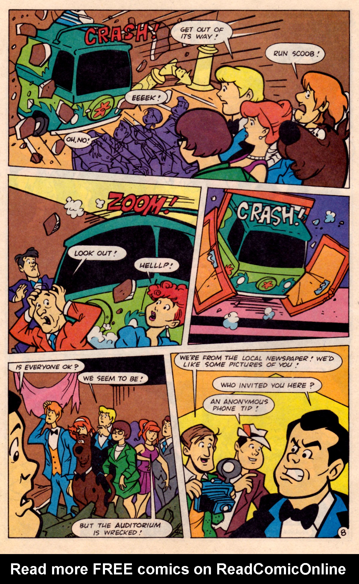 Read online Scooby-Doo (1995) comic -  Issue #18 - 9