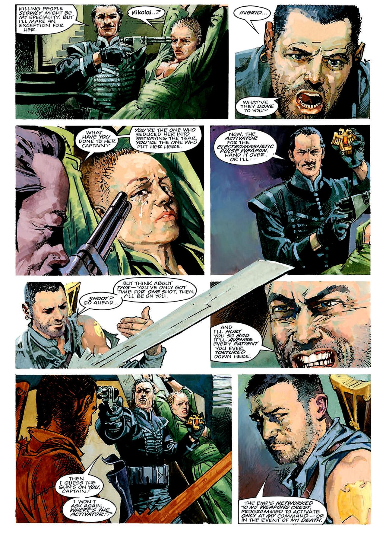 Read online Nikolai Dante comic -  Issue # TPB 4 - 44