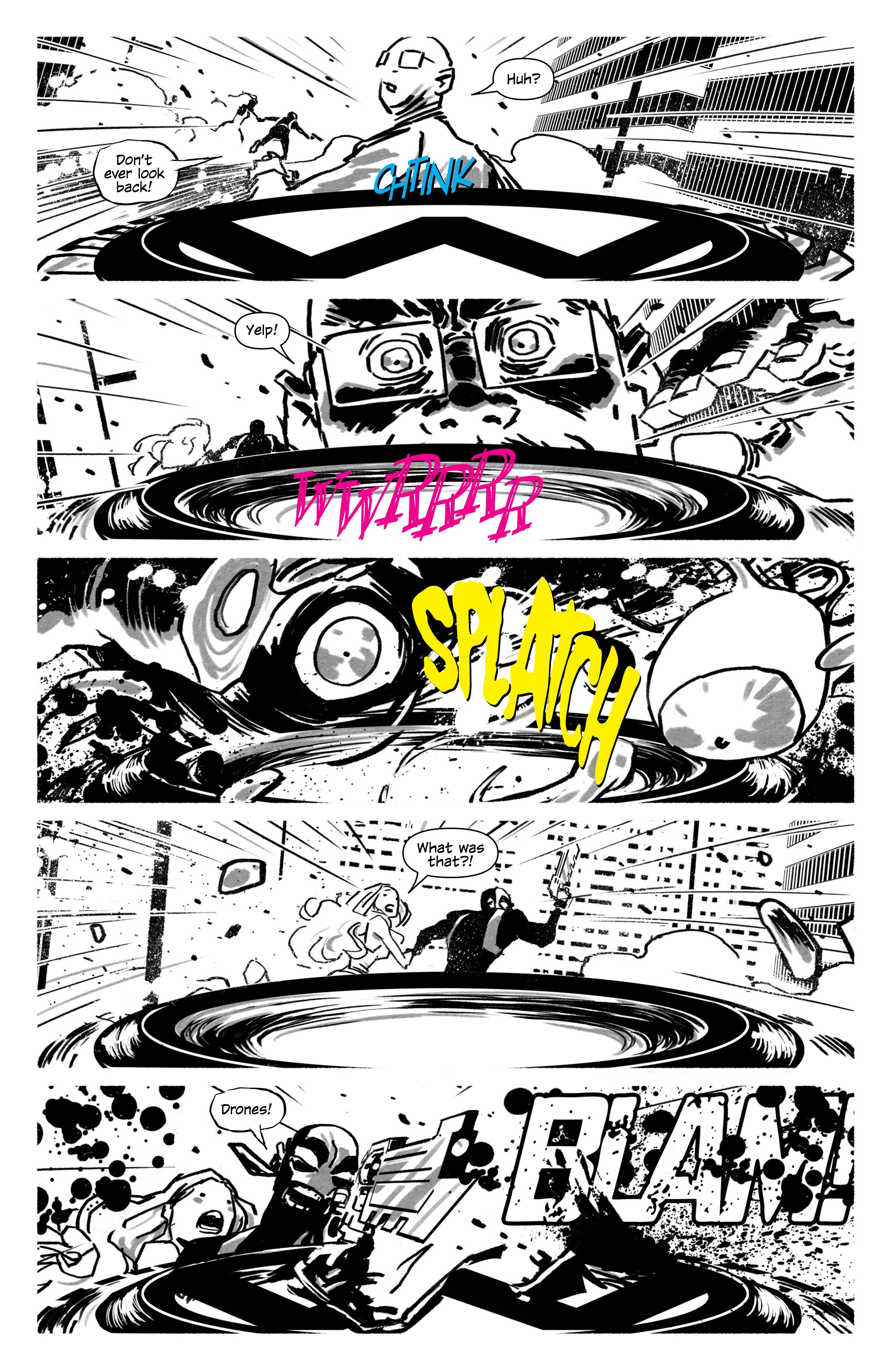 Read online Renato Jones, Season 2: Freelancer comic -  Issue #1 - 23