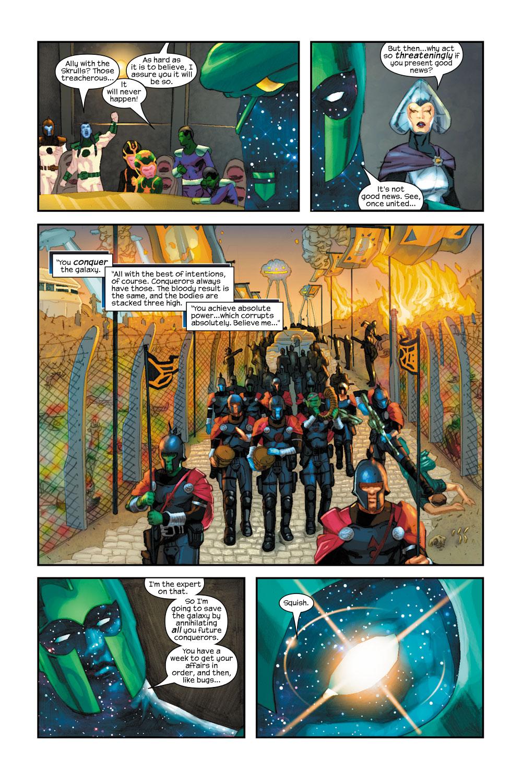 Captain Marvel (2002) Issue #15 #15 - English 19