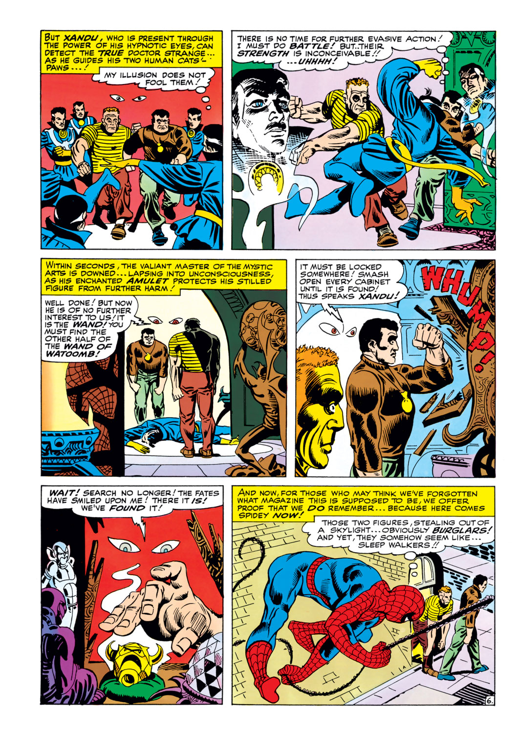 The Amazing Spider-Man (1963) _Annual_2 Page 6