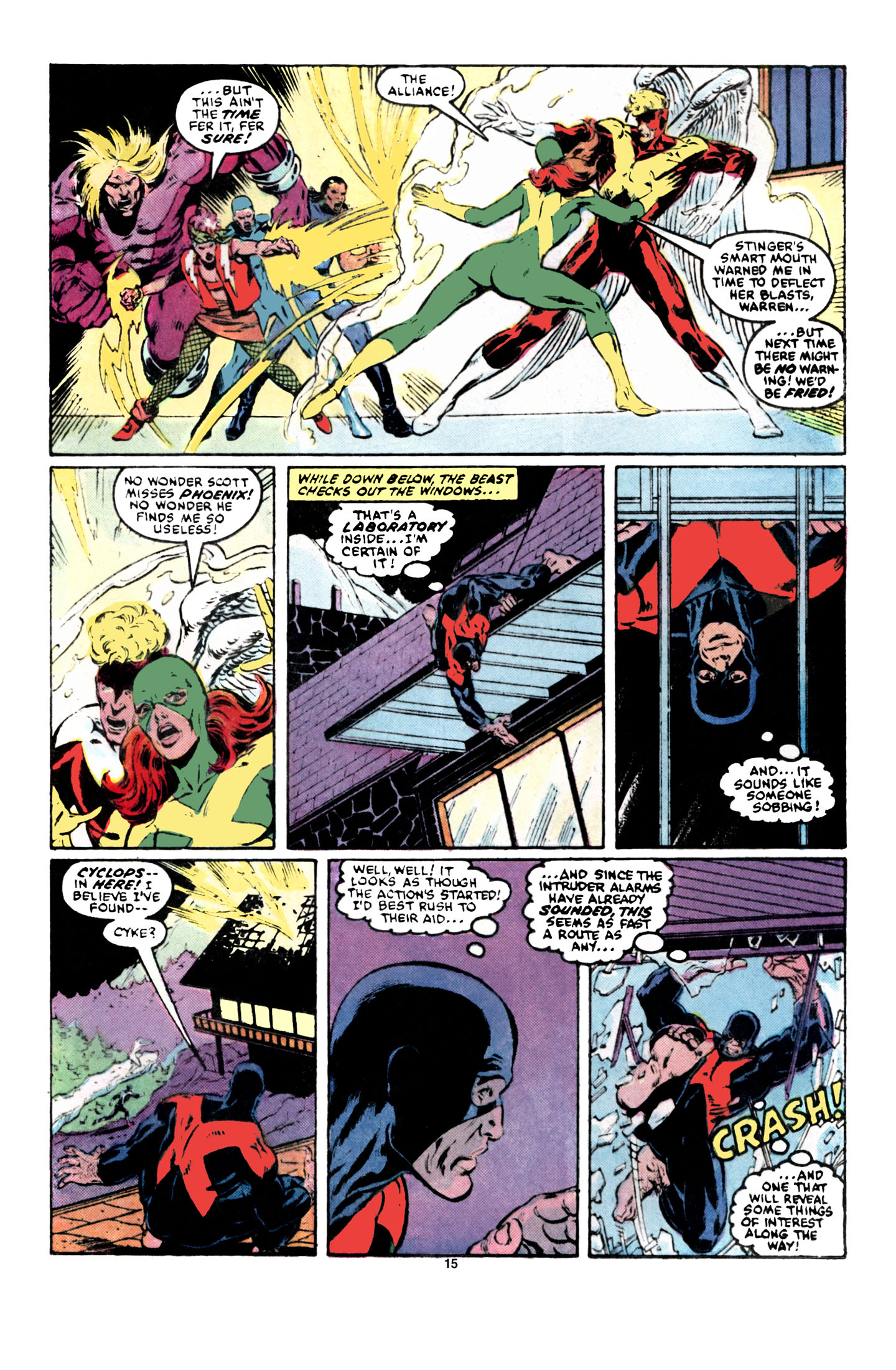Read online X-Factor (1986) comic -  Issue #6 - 16