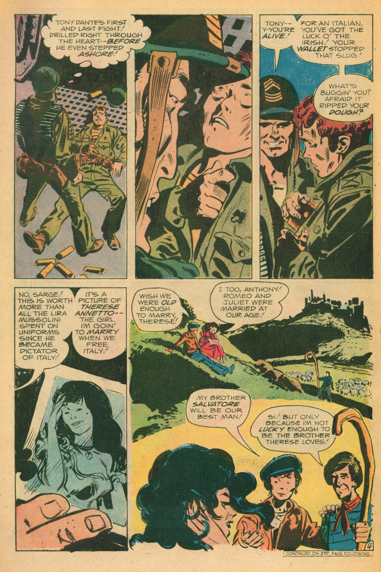 Read online Sgt. Rock comic -  Issue #302 - 6