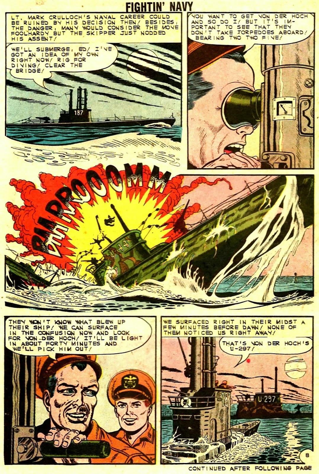 Read online Fightin' Navy comic -  Issue #109 - 30