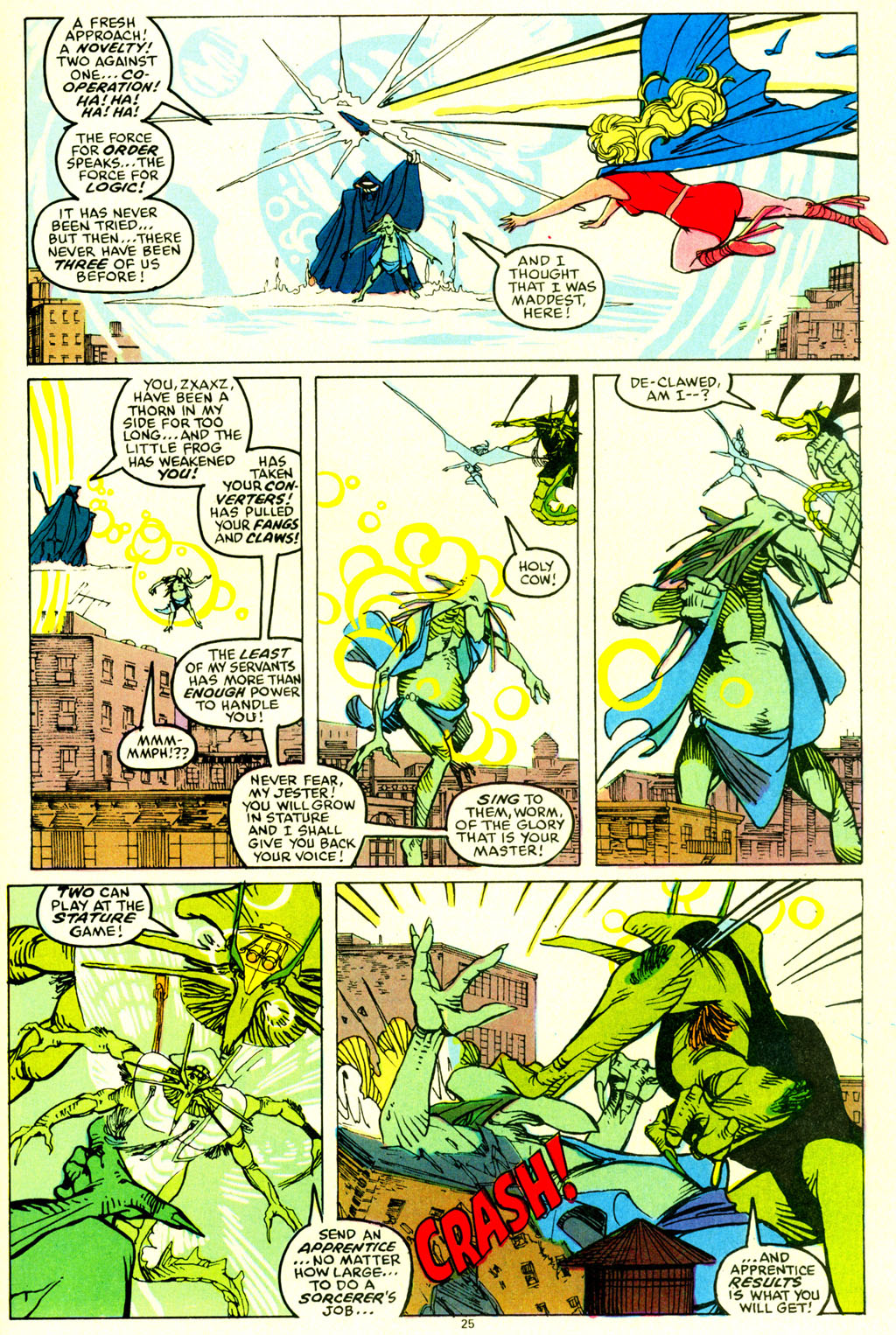 Read online Spellbound comic -  Issue #6 - 26
