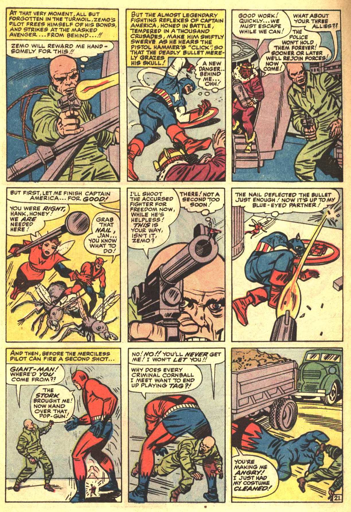 The Avengers (1963) 6 Page 21