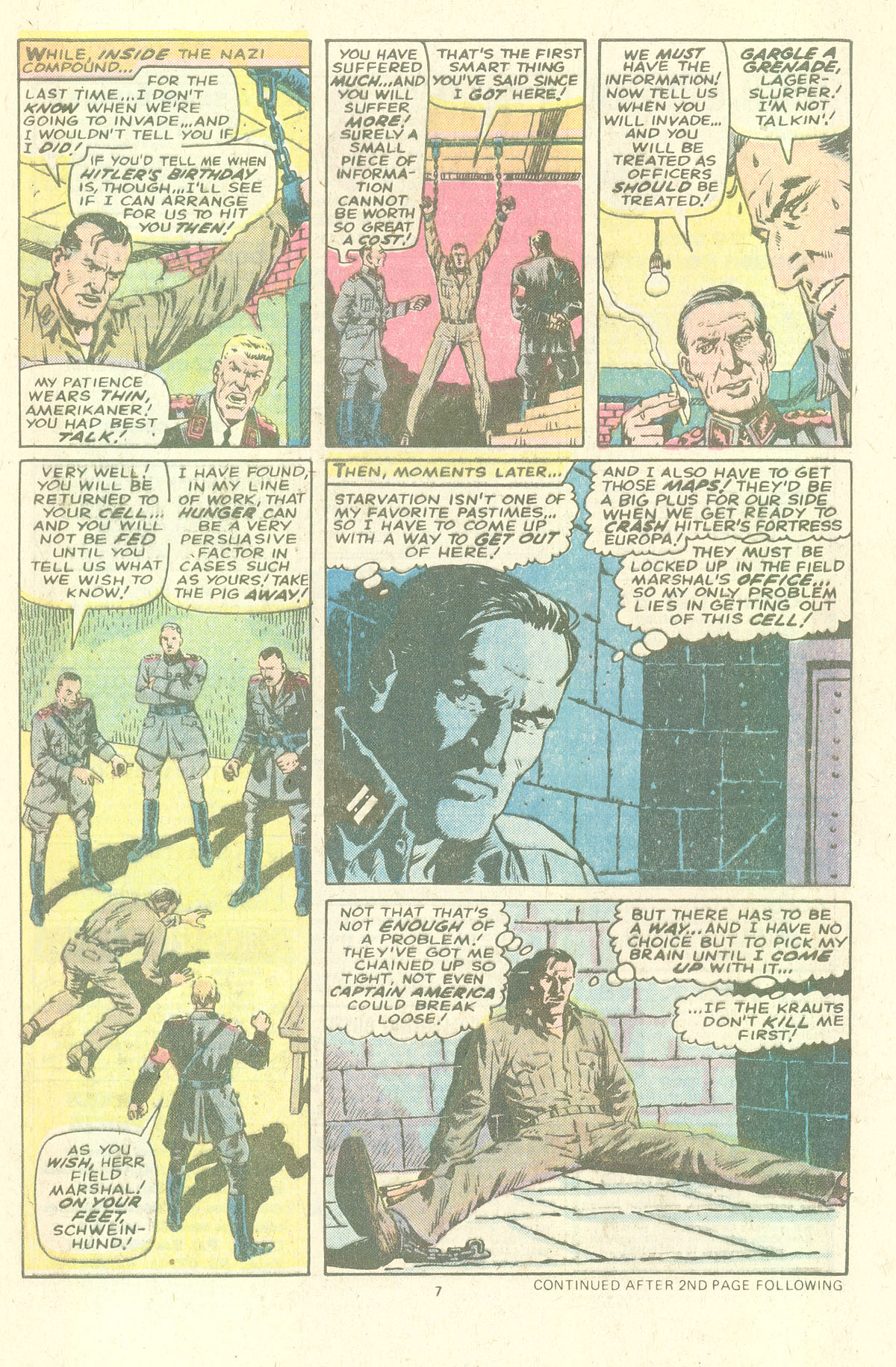 Read online Sgt. Fury comic -  Issue #157 - 9