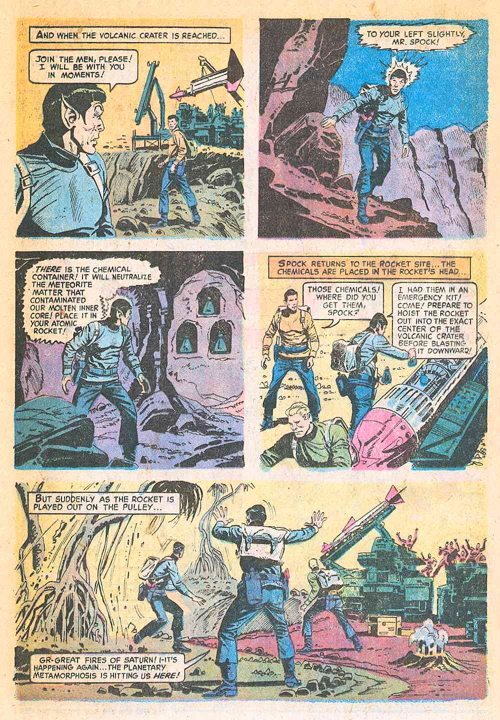 Star Trek (1967) issue 35 - Page 15