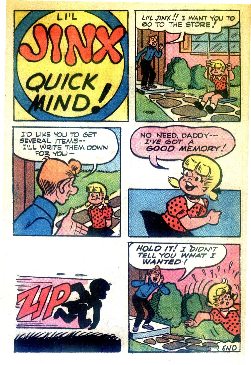 Read online The Mad House Glads comic -  Issue #89 - 36