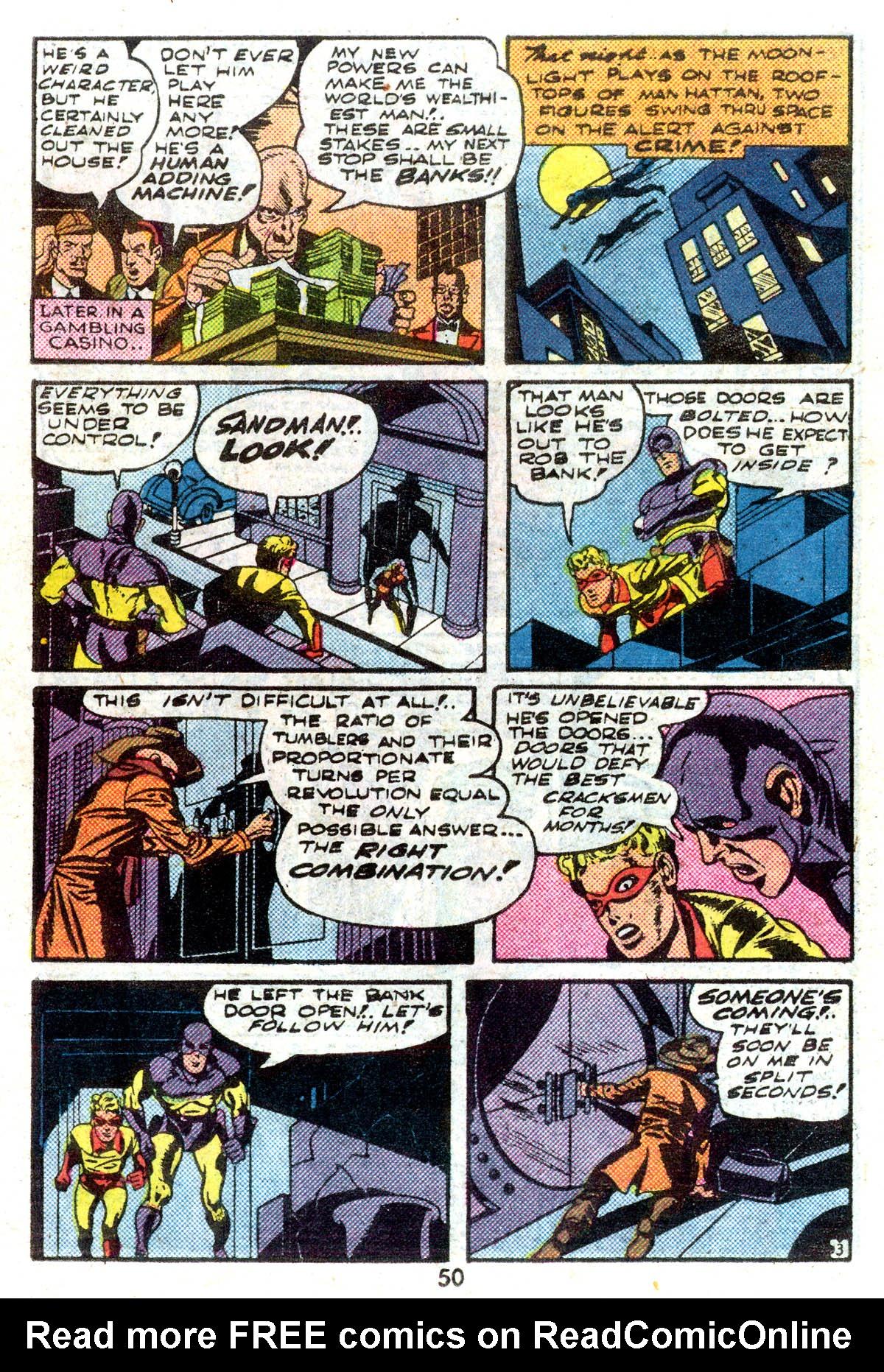 Read online Adventure Comics (1938) comic -  Issue #498 - 50