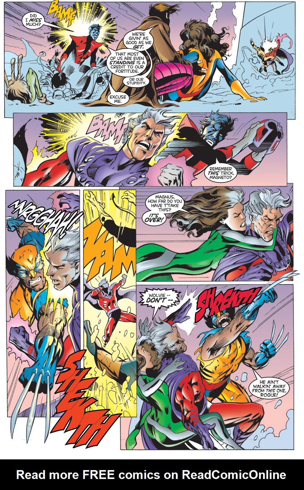 X-Men (1991) 87 Page 14