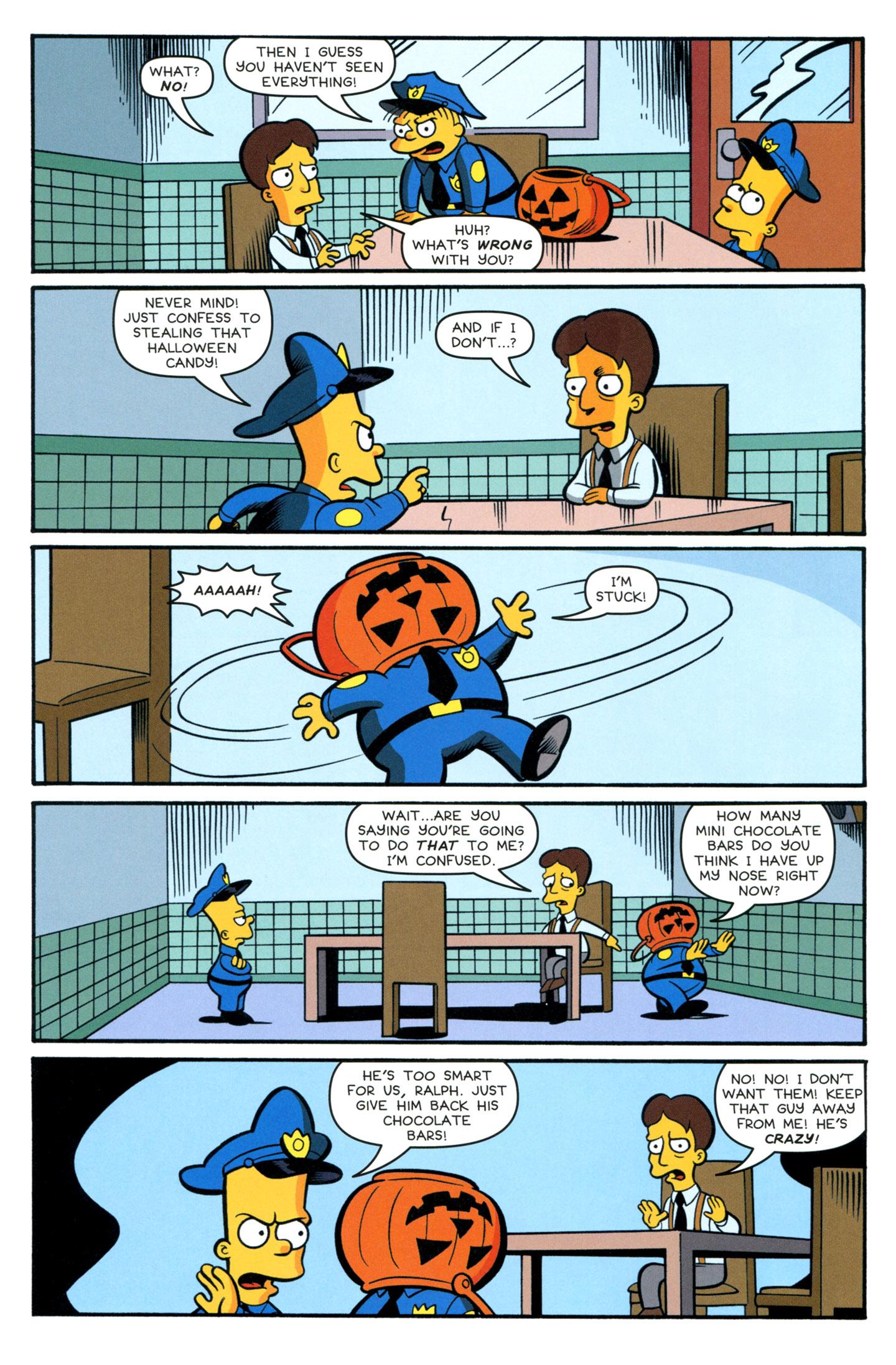 Read online Simpsons Comics Presents Bart Simpson comic -  Issue #77 - 12
