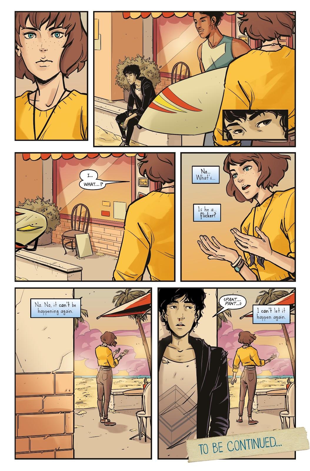 Read online Life is Strange comic -  Issue #5 - 28