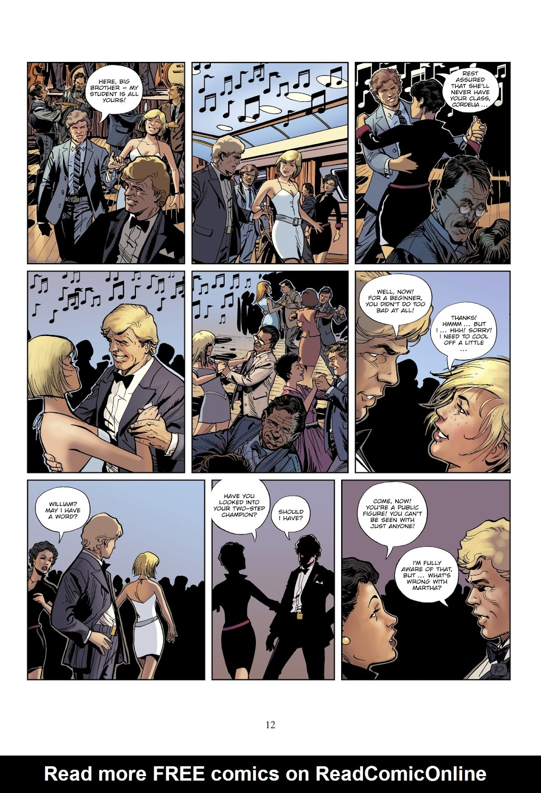 XIII Mystery issue 8 - Page 14