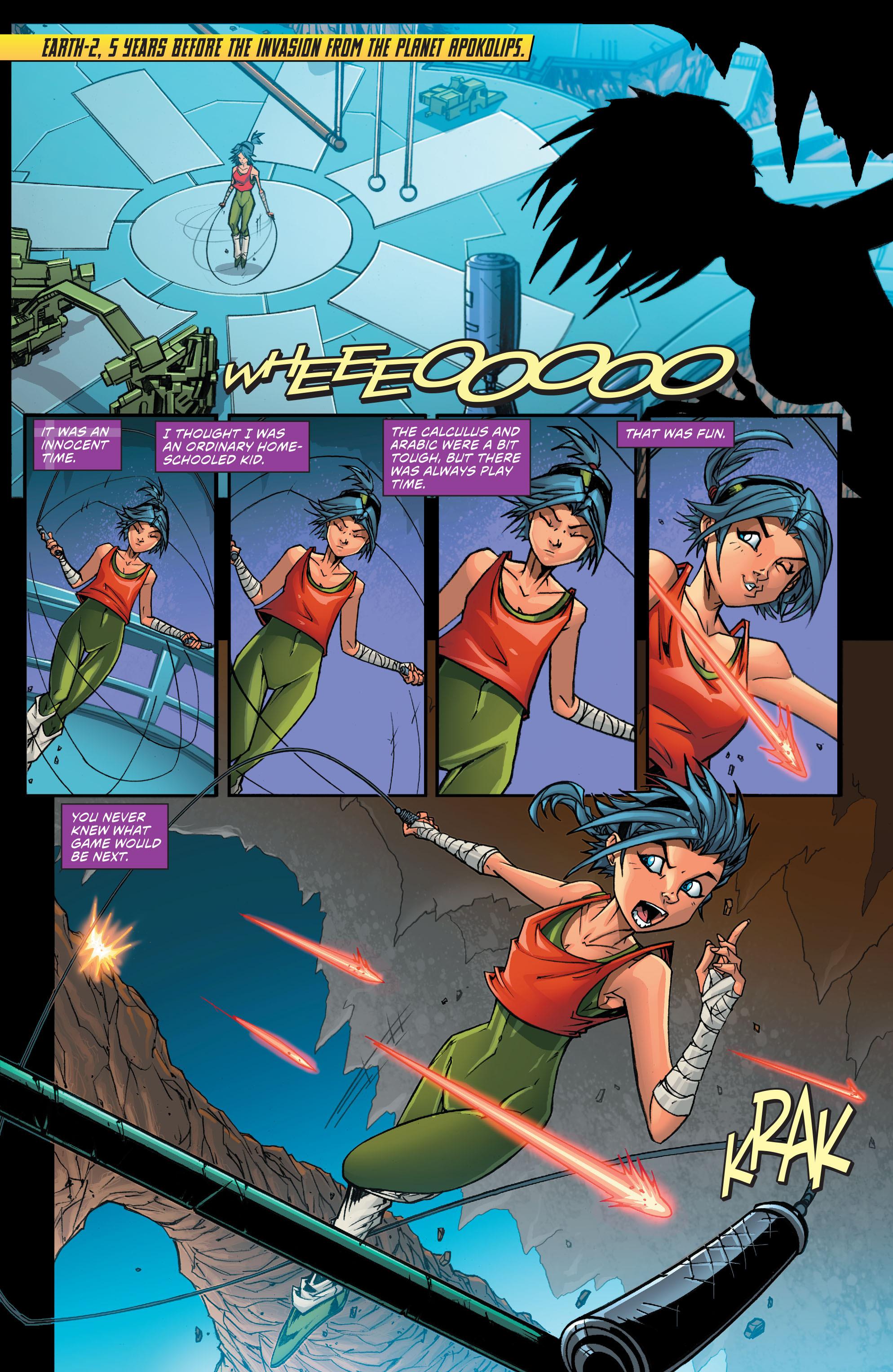 Read online Secret Origins (2014) comic -  Issue #7 - 14