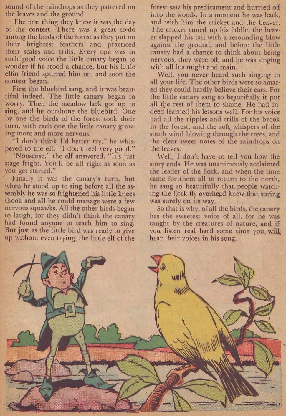 Read online Animal Comics comic -  Issue #8 - 35