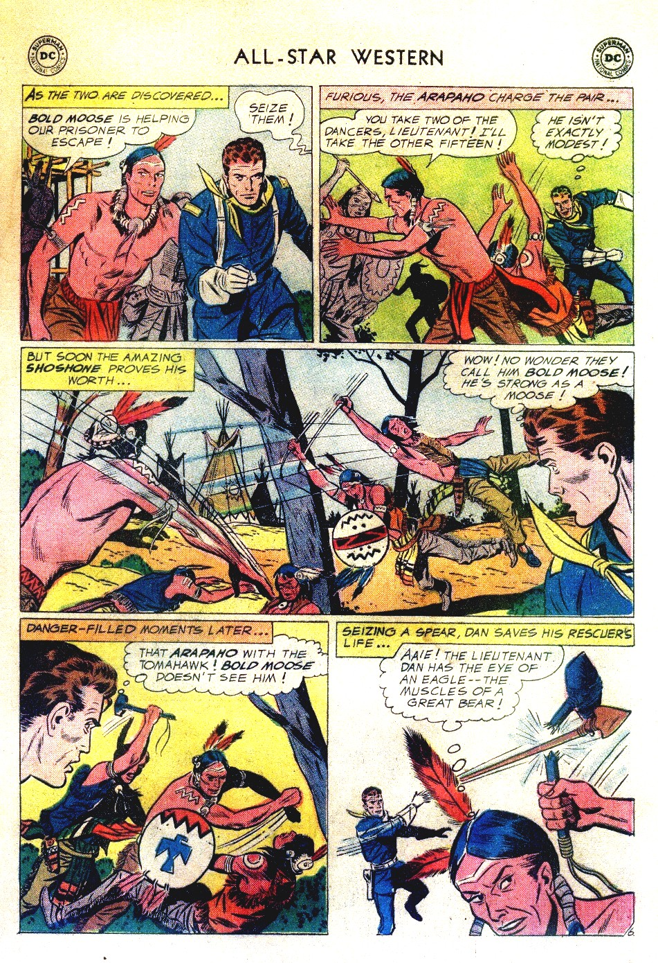 Read online All-Star Western (1951) comic -  Issue #111 - 21