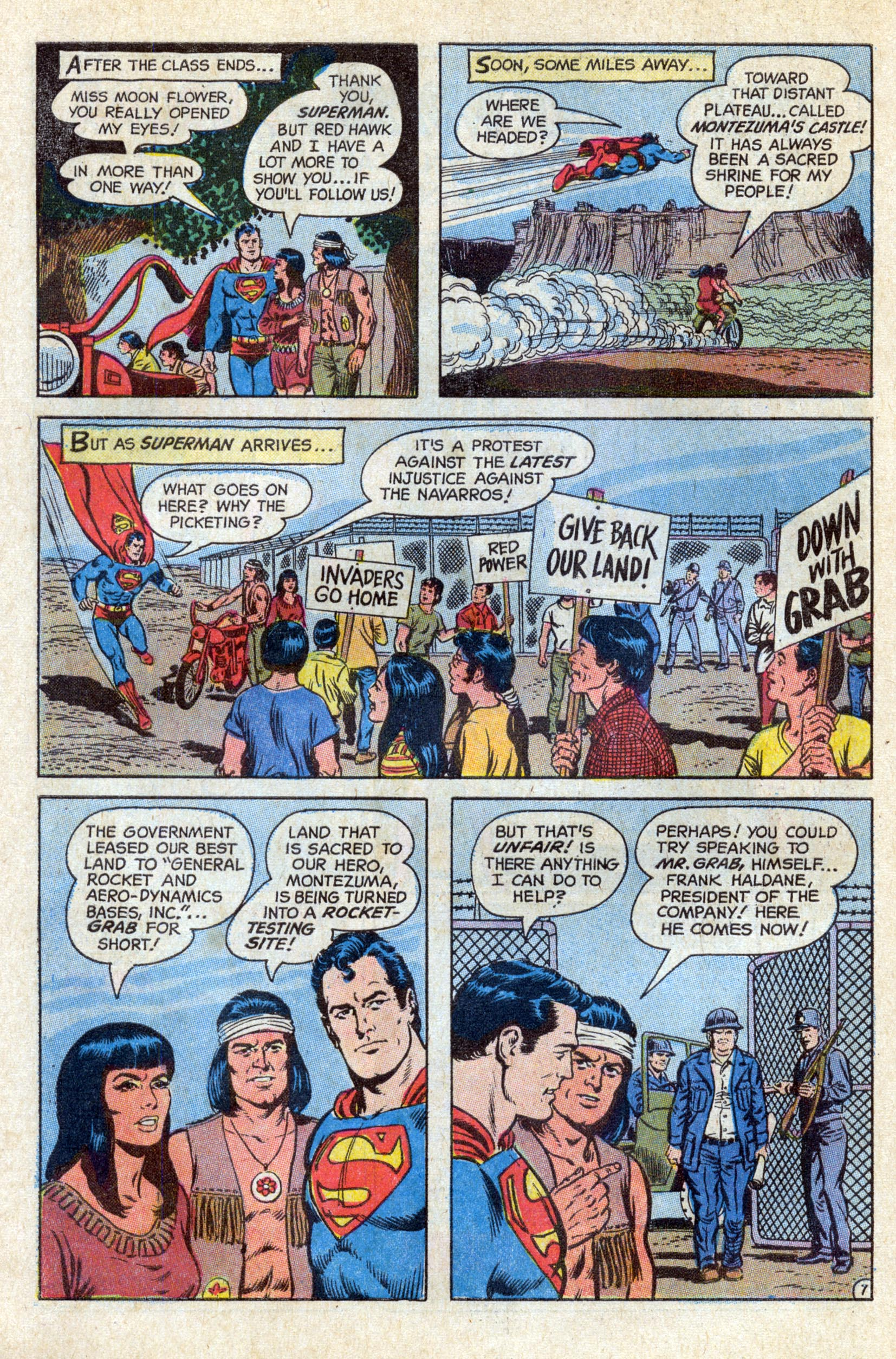 Action Comics (1938) 401 Page 10
