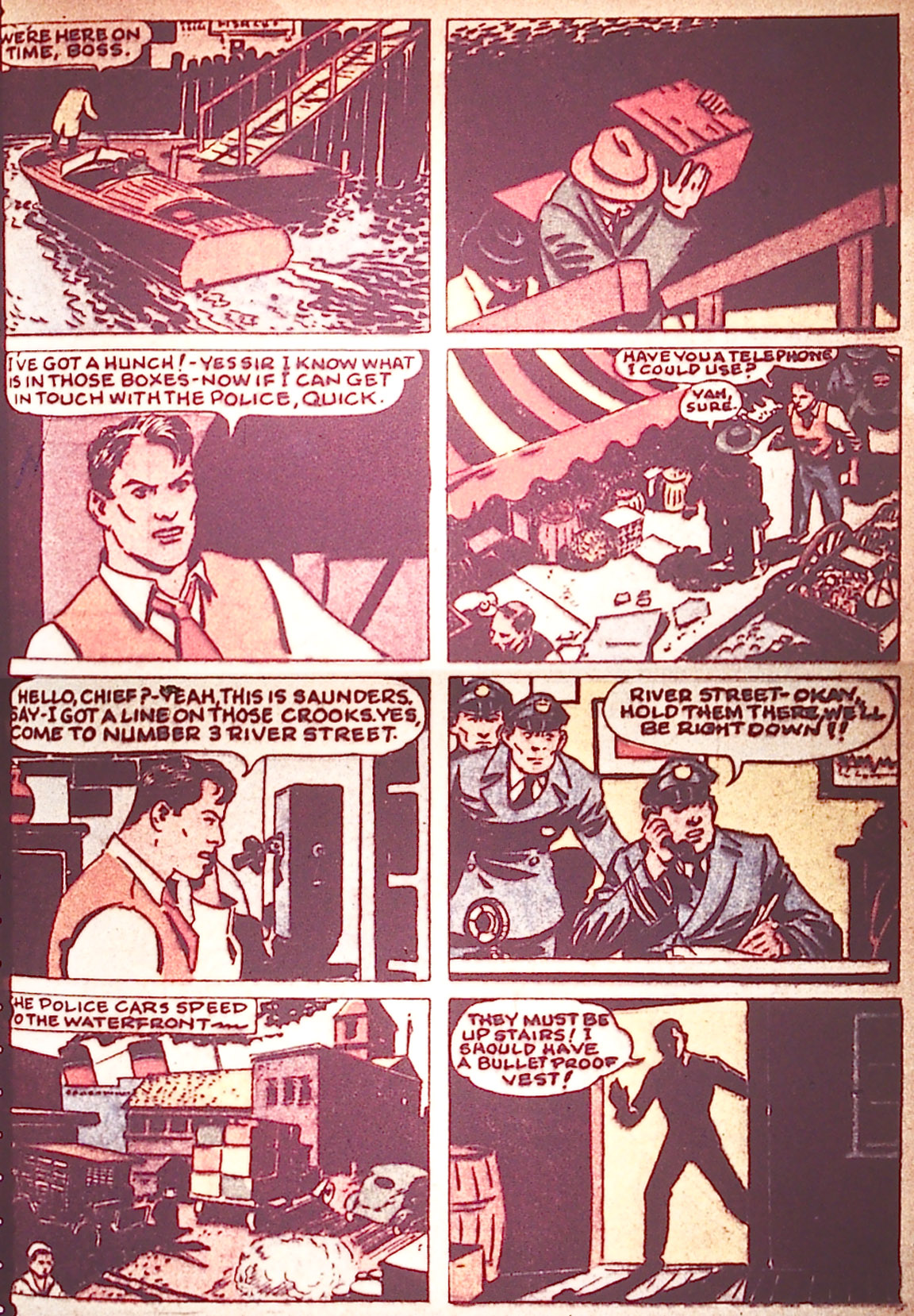 Read online Detective Comics (1937) comic -  Issue #5 - 63