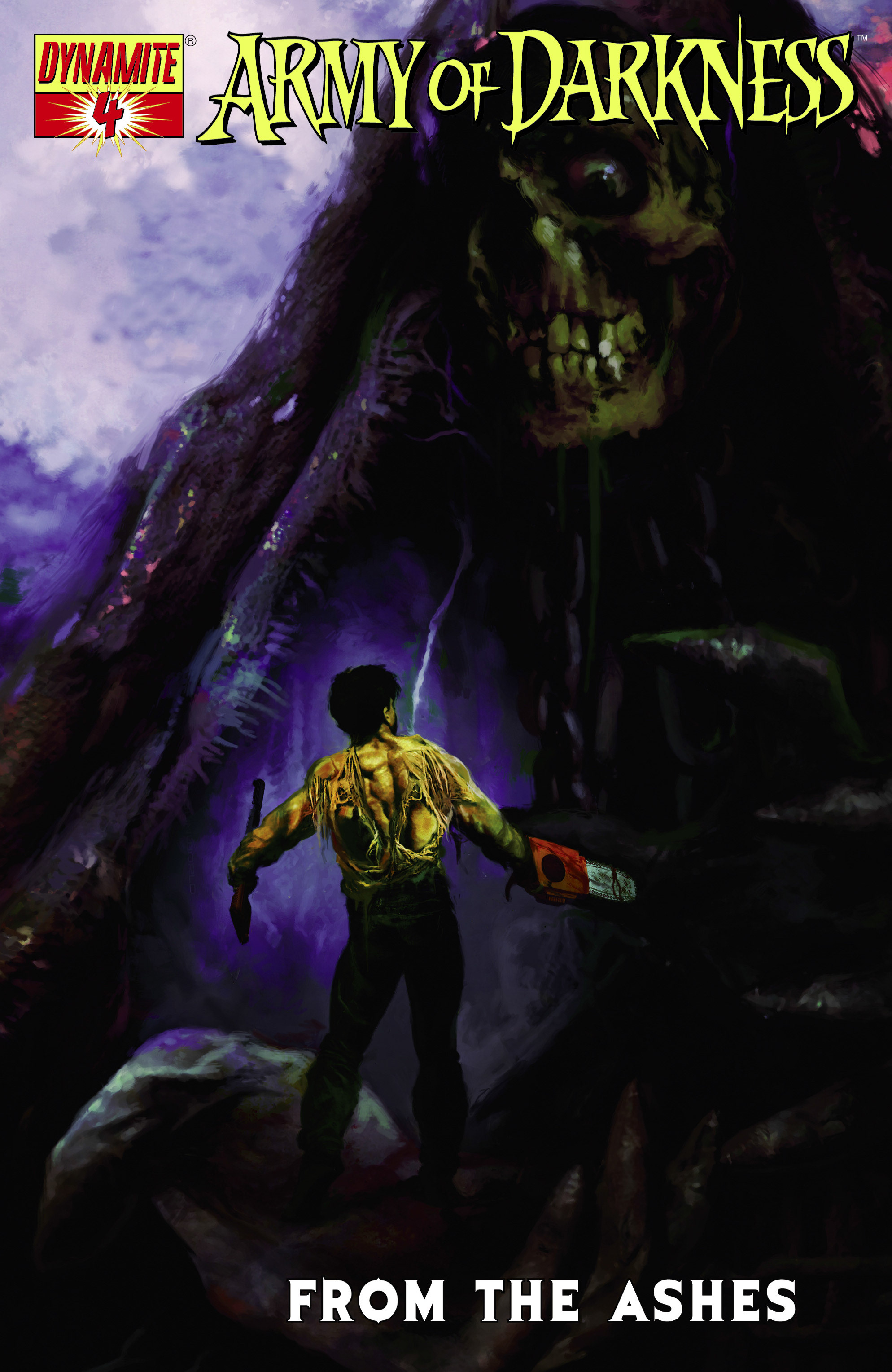 Read online Army of Darkness: From the Ashes comic -  Issue #Army of Darkness: From the Ashes TPB - 76