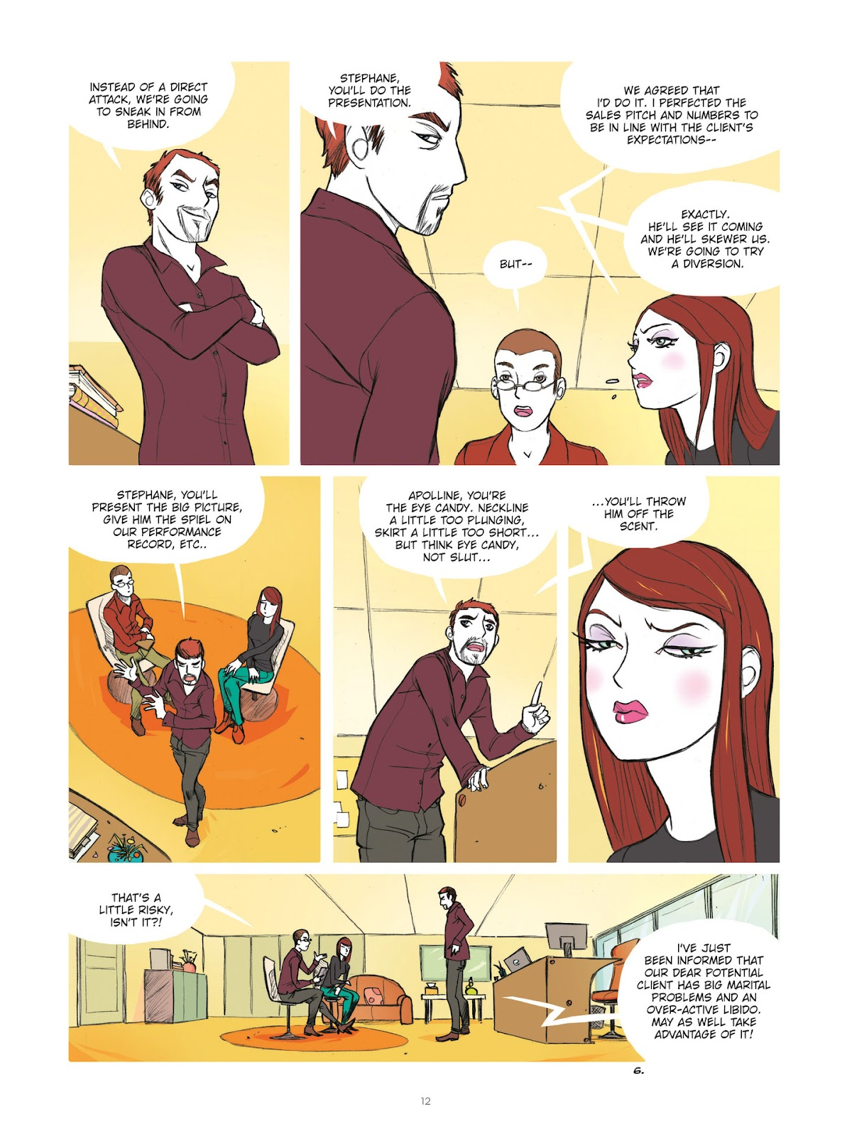 Read online Diary of A Femen comic -  Issue # TPB - 14