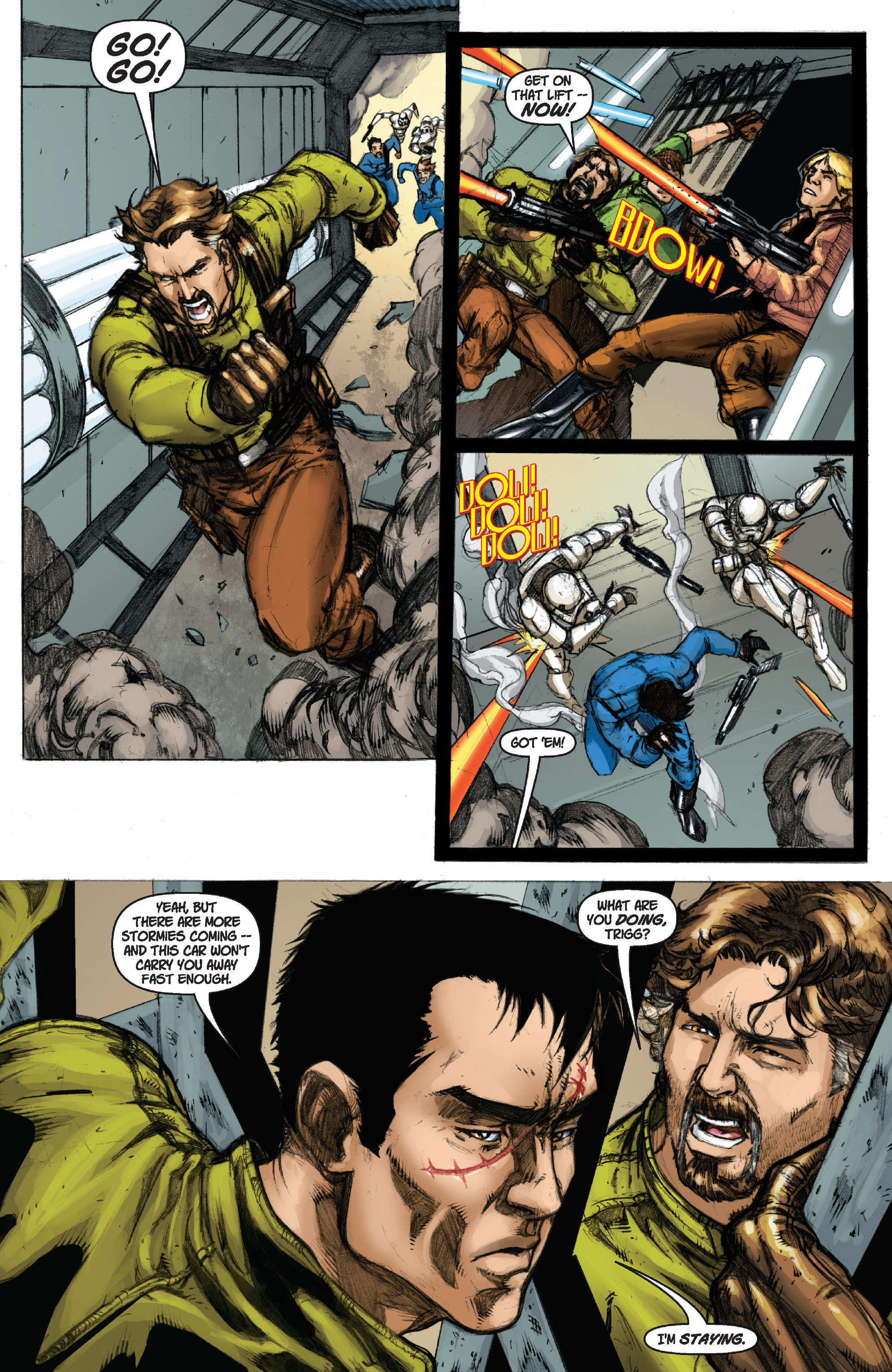Read online Star Wars Omnibus comic -  Issue # Vol. 20 - 124