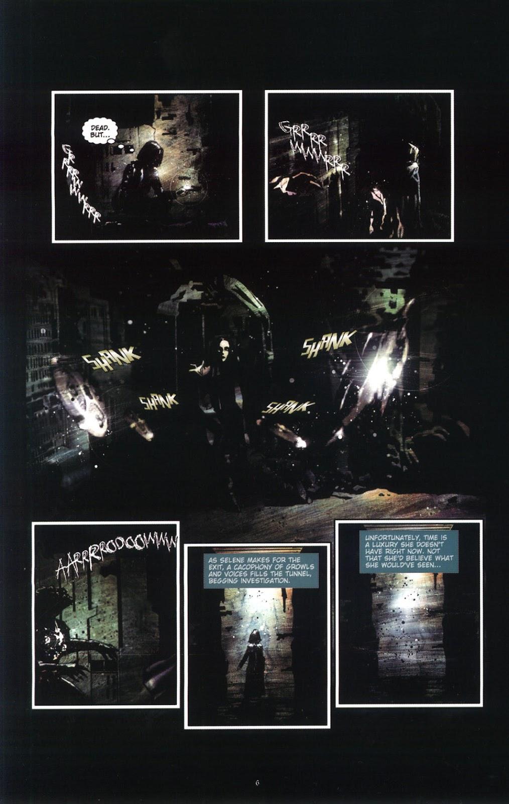 Read online Underworld (2003) comic -  Issue # Full - 8