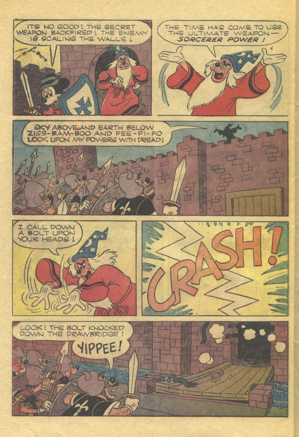 Walt Disney's Comics and Stories issue 352 - Page 28