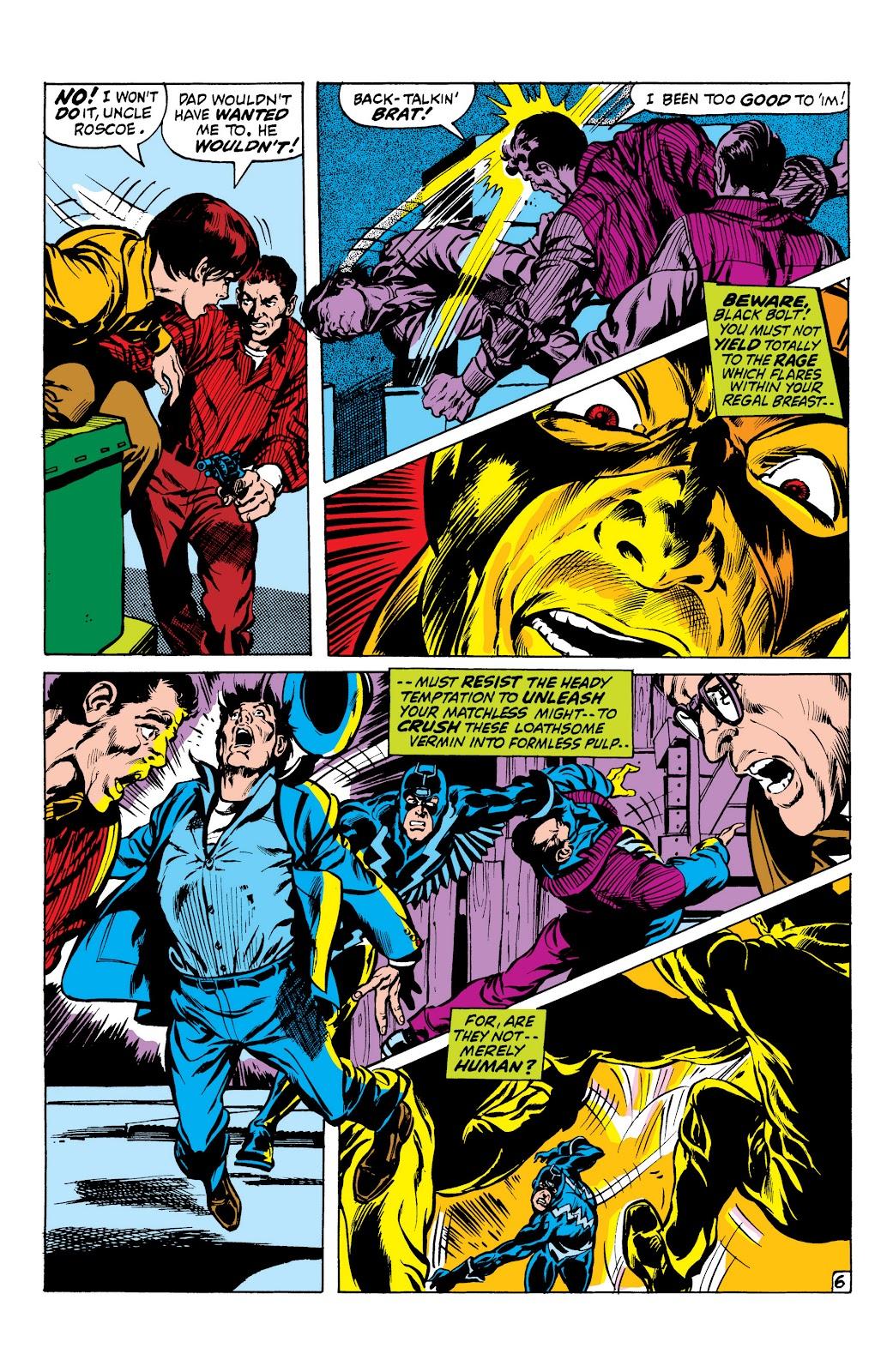 Read online Marvel Masterworks: The Inhumans comic -  Issue # TPB 1 (Part 2) - 19