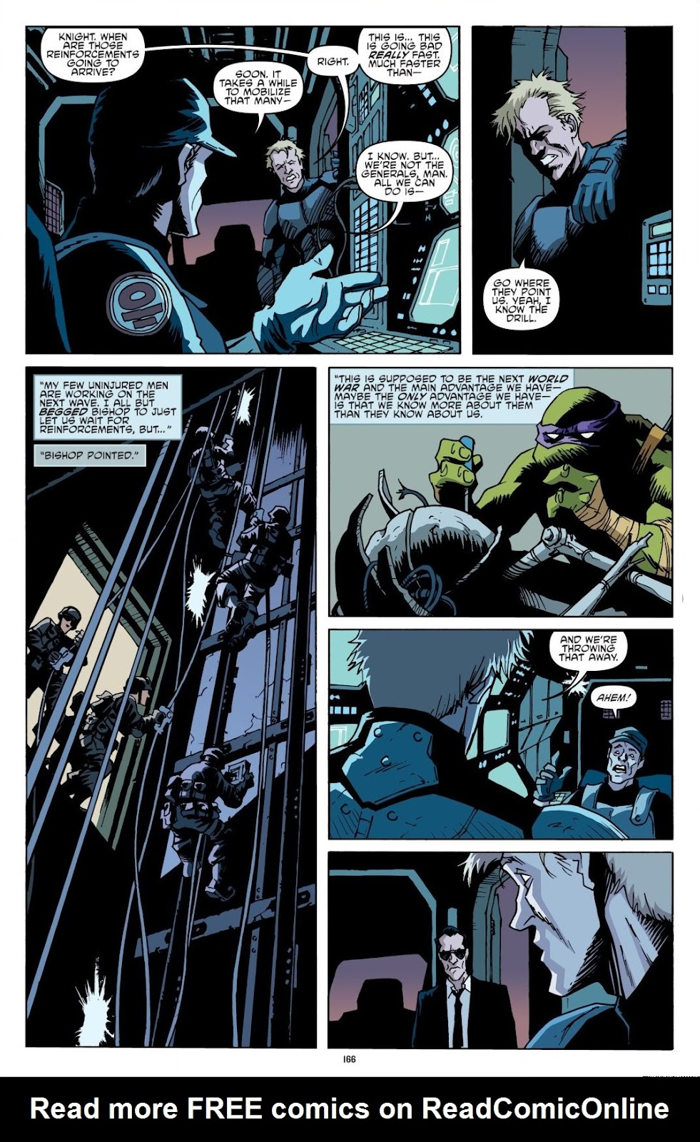 Read online Teenage Mutant Ninja Turtles: The IDW Collection comic -  Issue # TPB 8 (Part 2) - 65