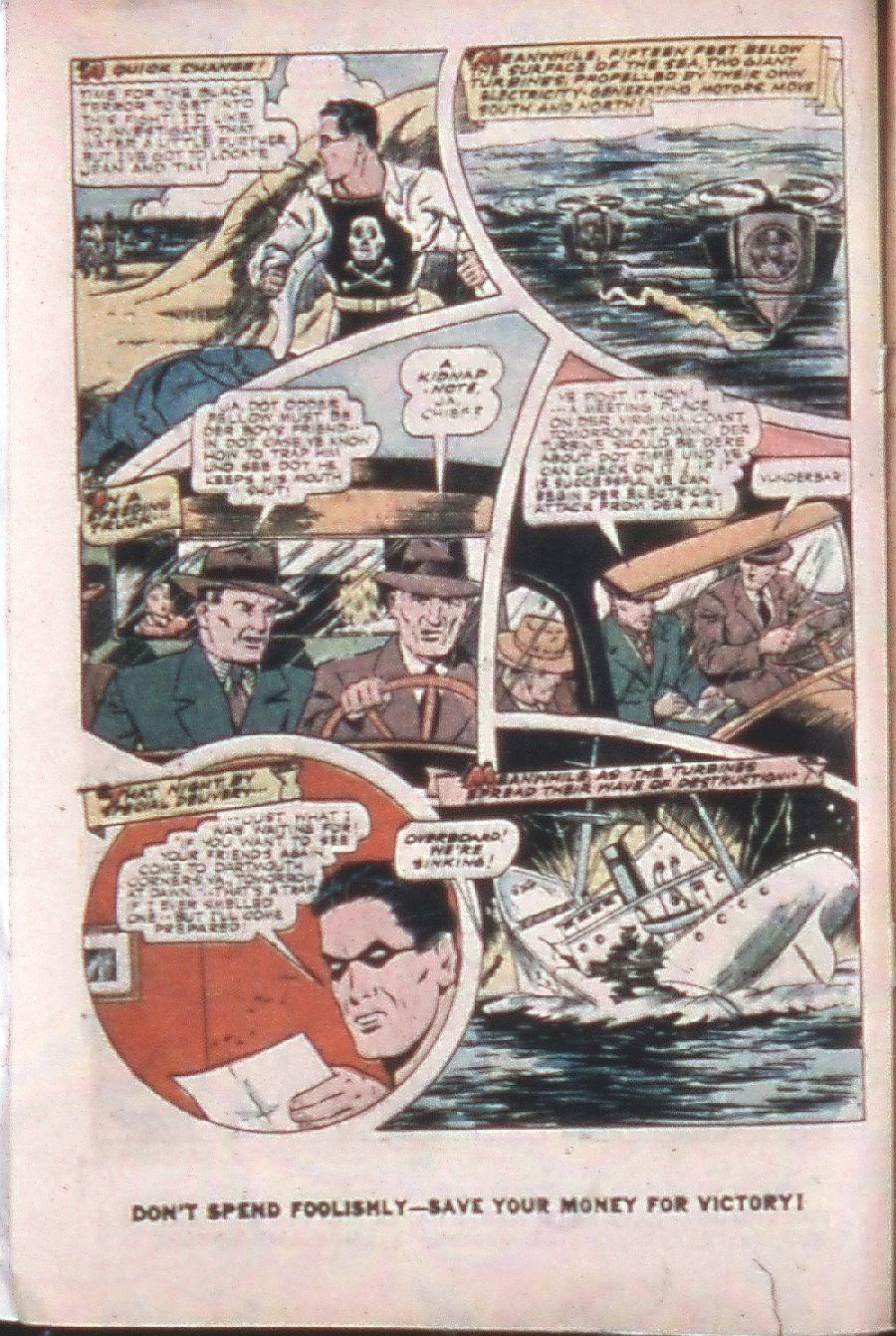Read online America's Best Comics comic -  Issue #11 - 6