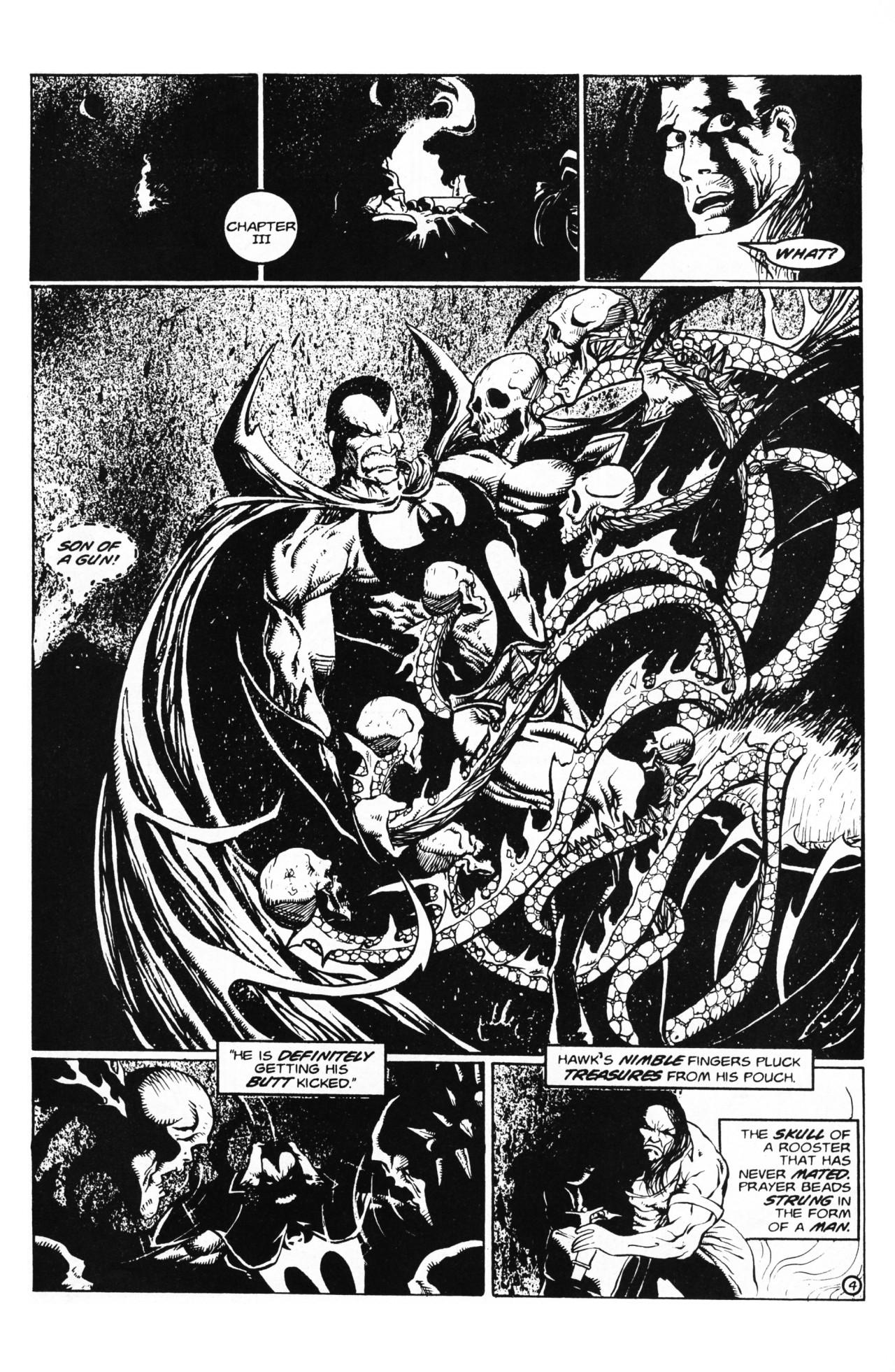 Read online Dr. Weird (1997) comic -  Issue #1 - 6