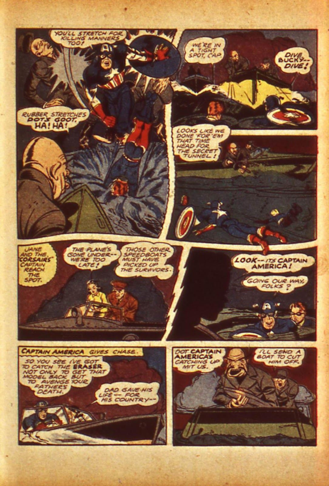 USA Comics issue 7 - Page 13