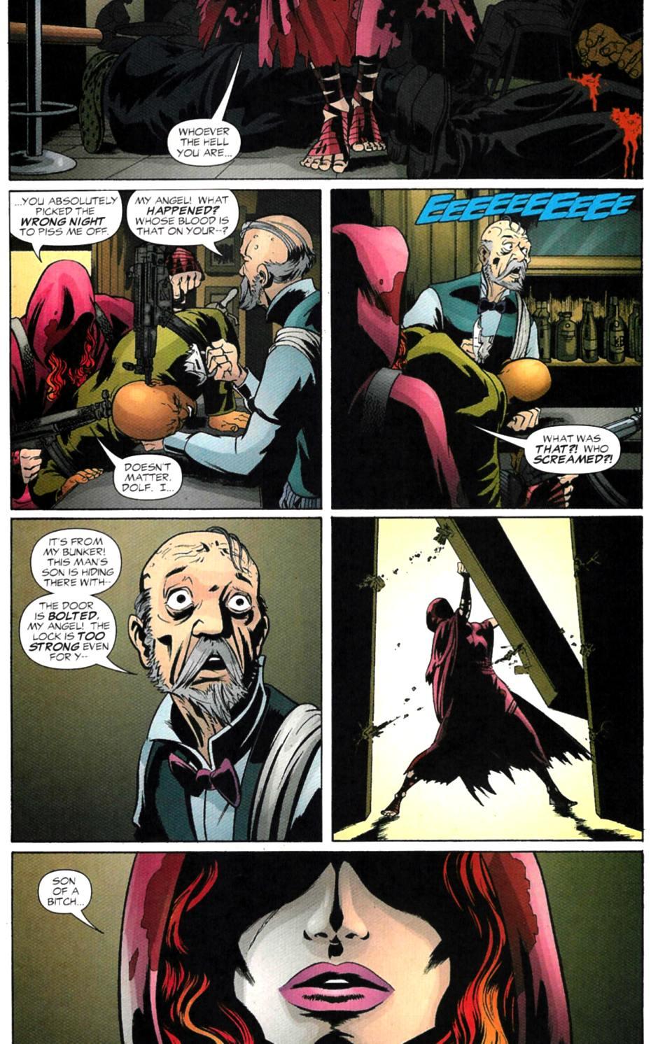 Read online Fallen Angel (2003) comic -  Issue #4 - 20